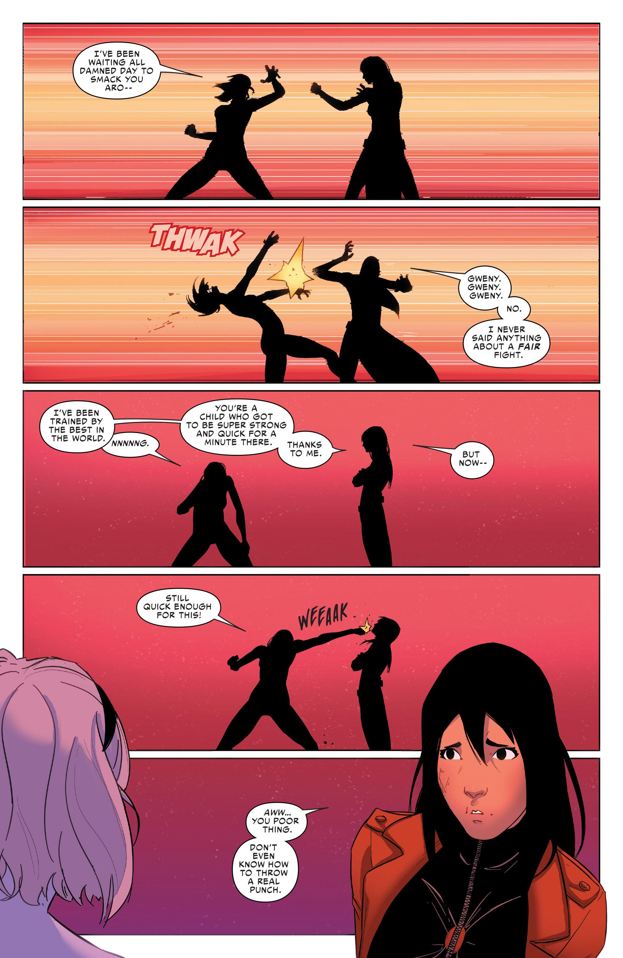 Read online Spider-Women Omega comic -  Issue # Full - 24