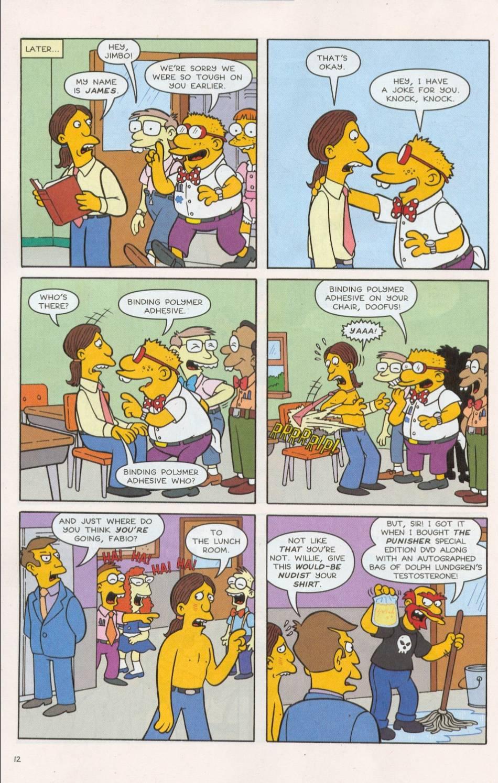 Read online Simpsons Comics comic -  Issue #75 - 13