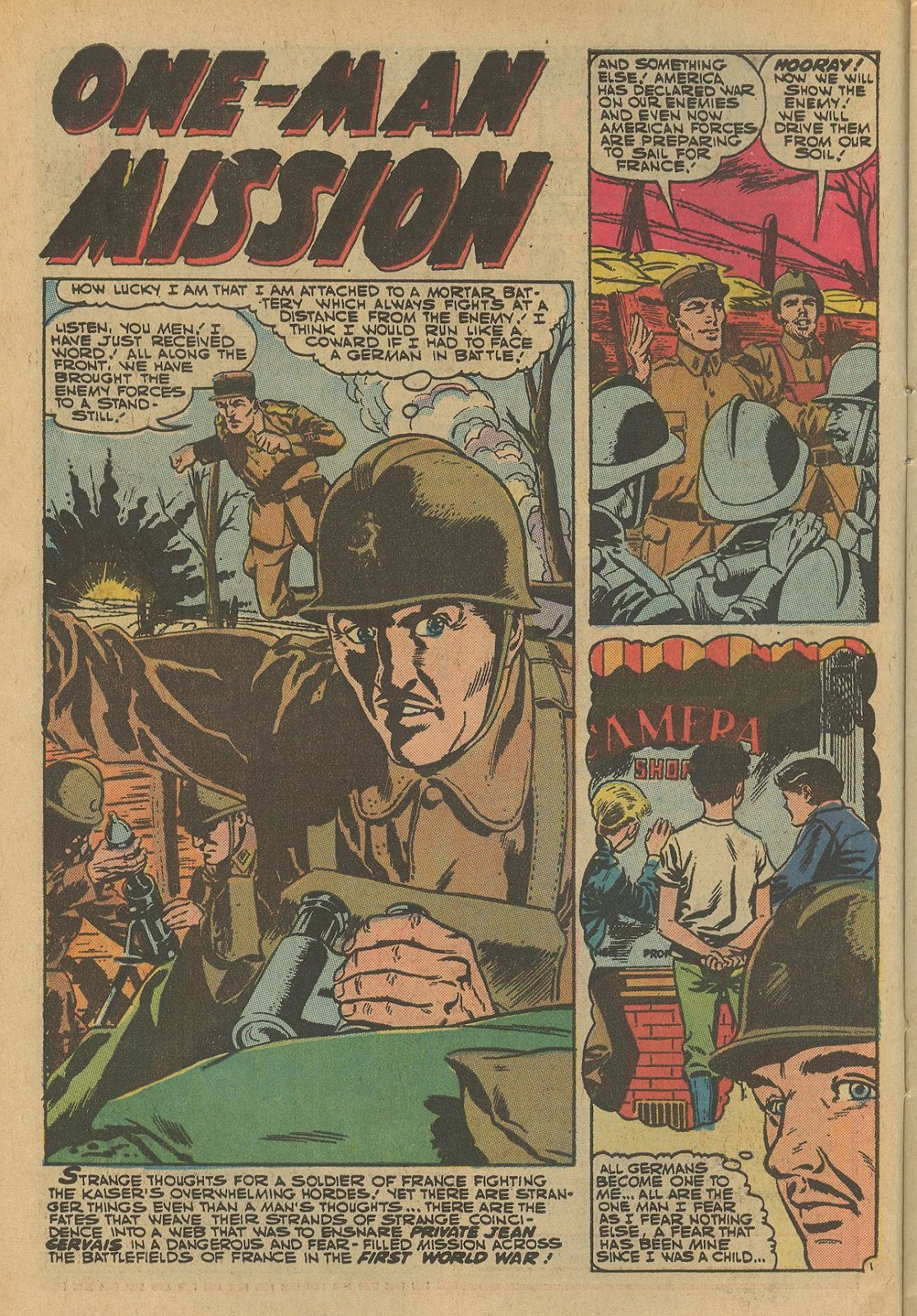 War Is Hell (1973) issue 5 - Page 10