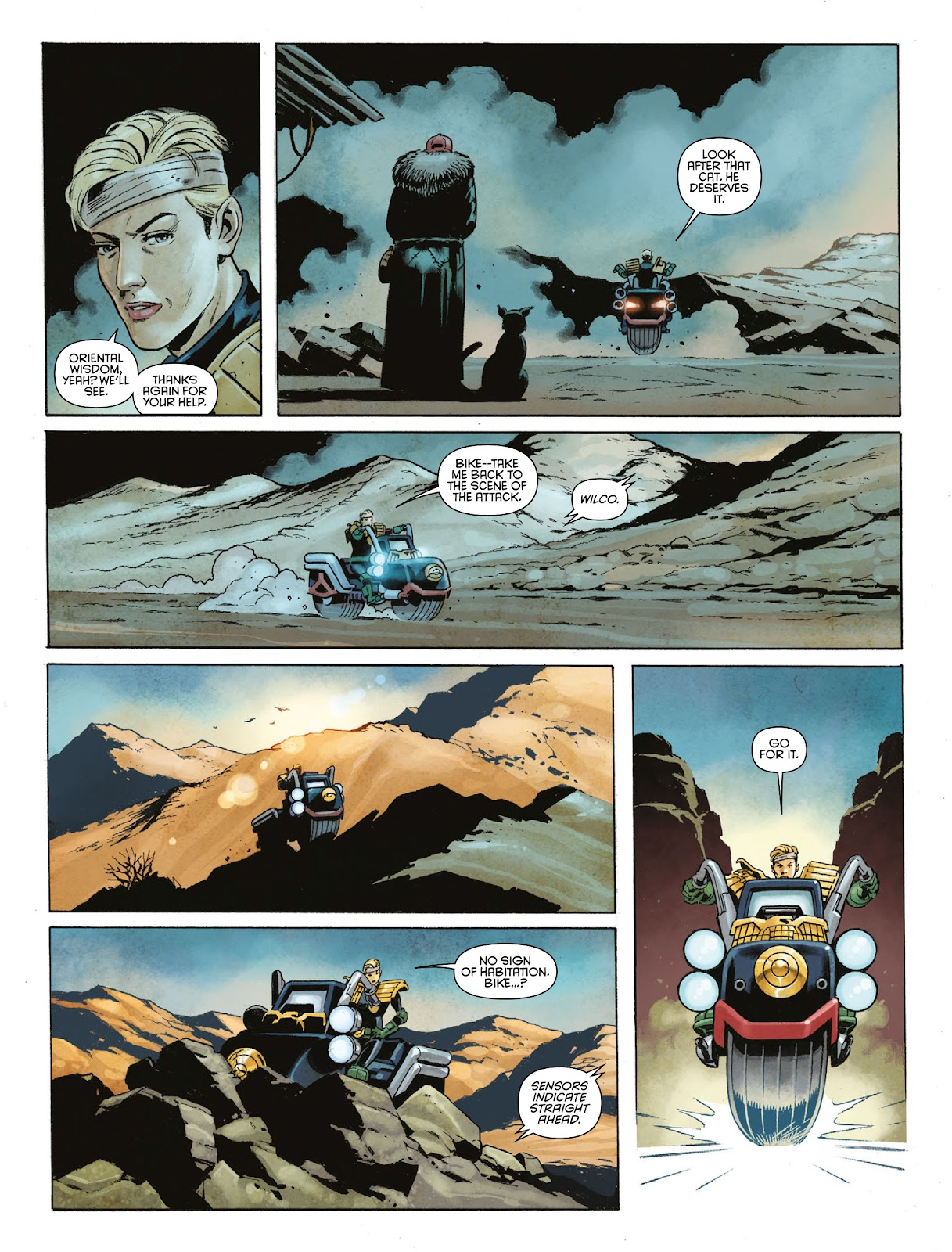 Judge Dredd Megazine (Vol. 5) Issue #381 #180 - English 47