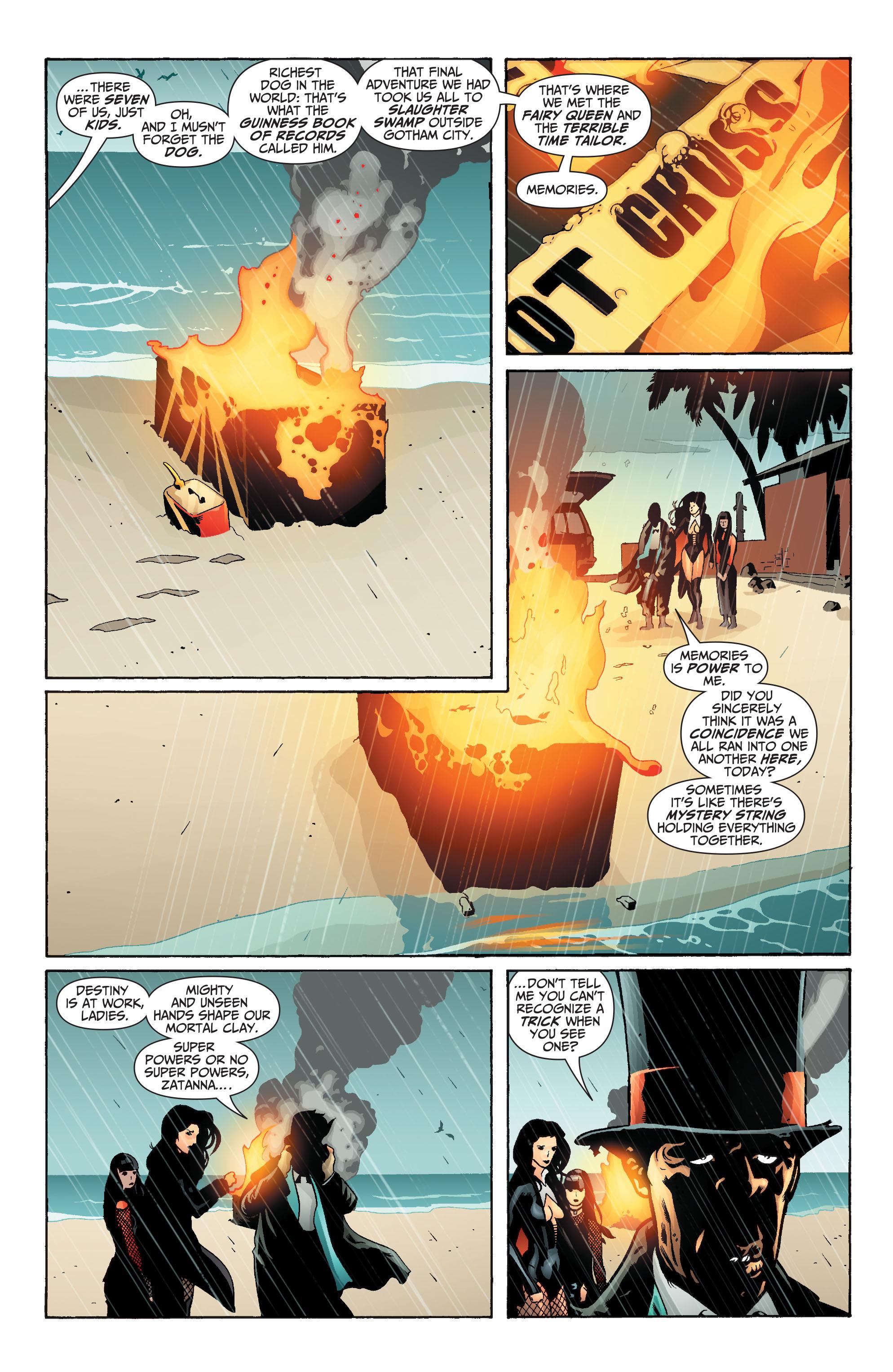 Read online Seven Soldiers: Zatanna comic -  Issue #3 - 9