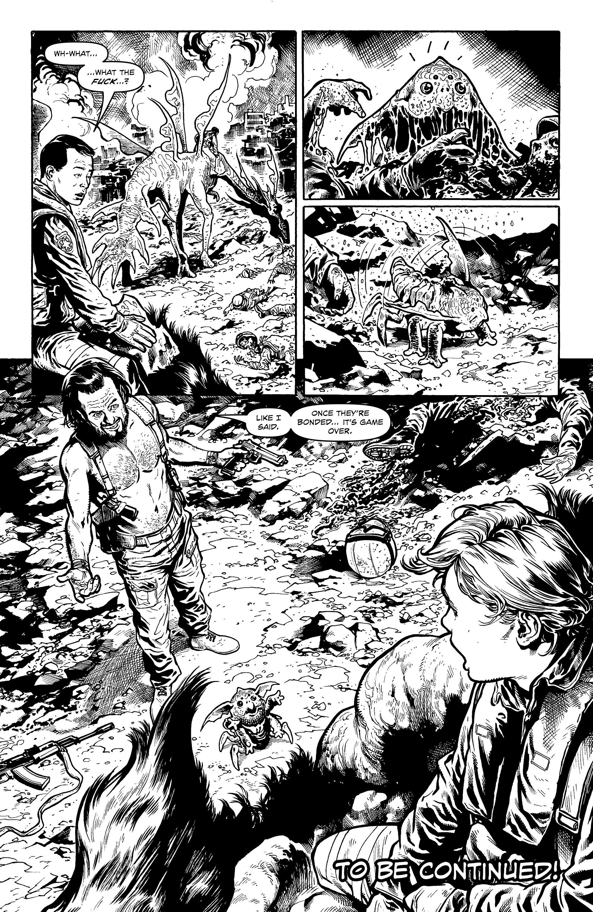Read online Alan Moore's Cinema Purgatorio comic -  Issue #7 - 49