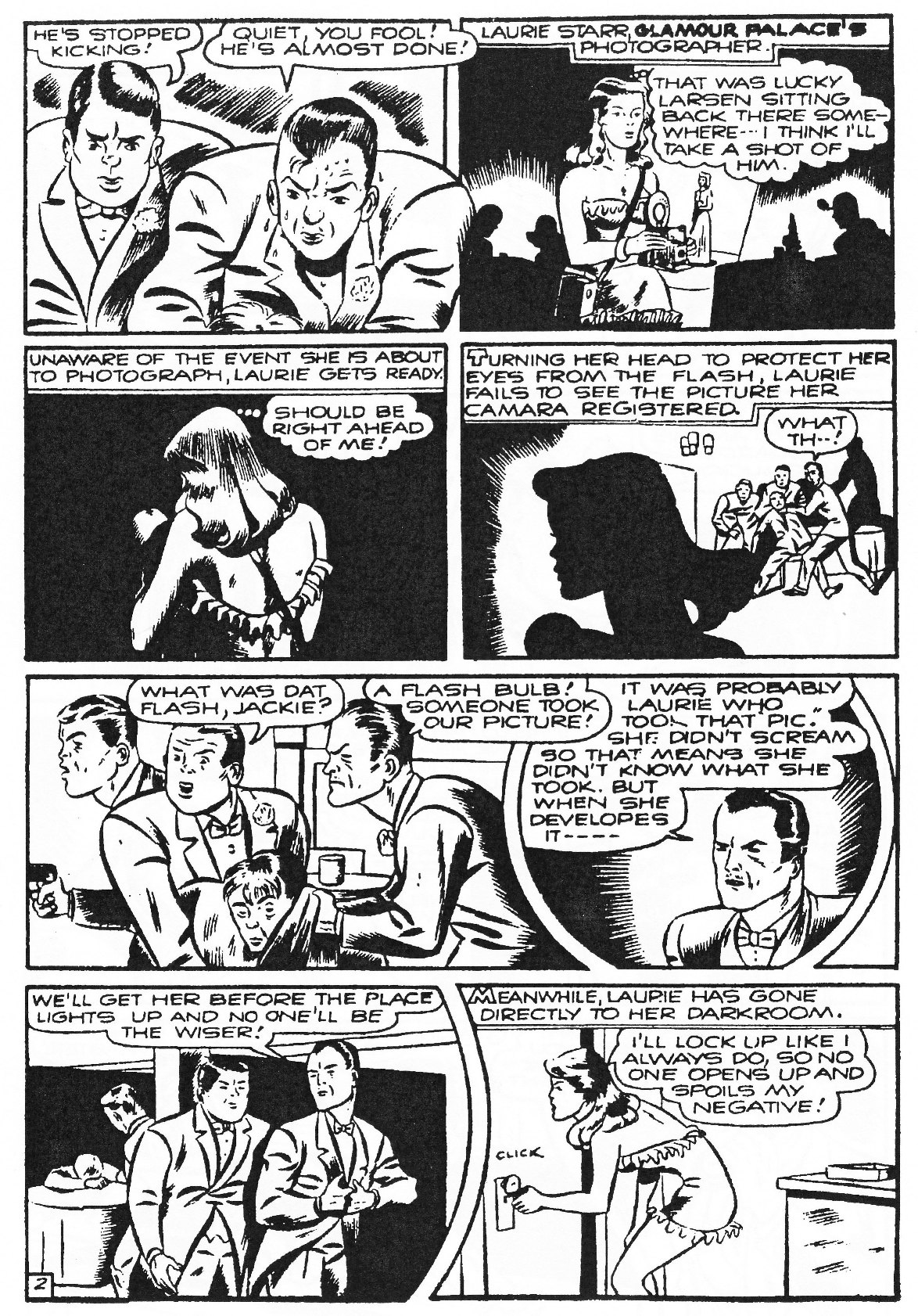 Read online Men of Mystery Comics comic -  Issue #81 - 153