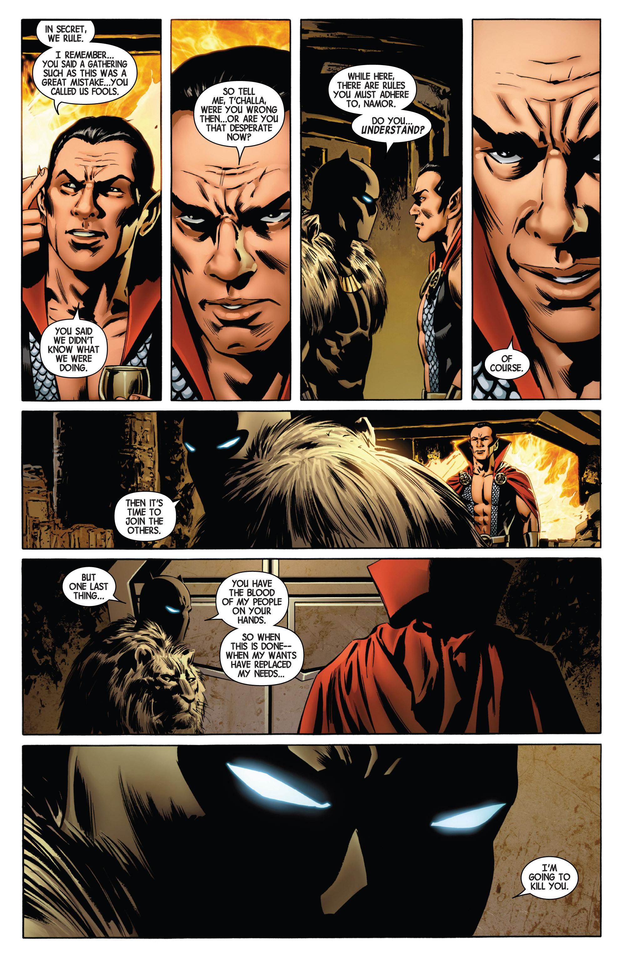 Read online Secret Wars Prelude comic -  Issue # Full - 203