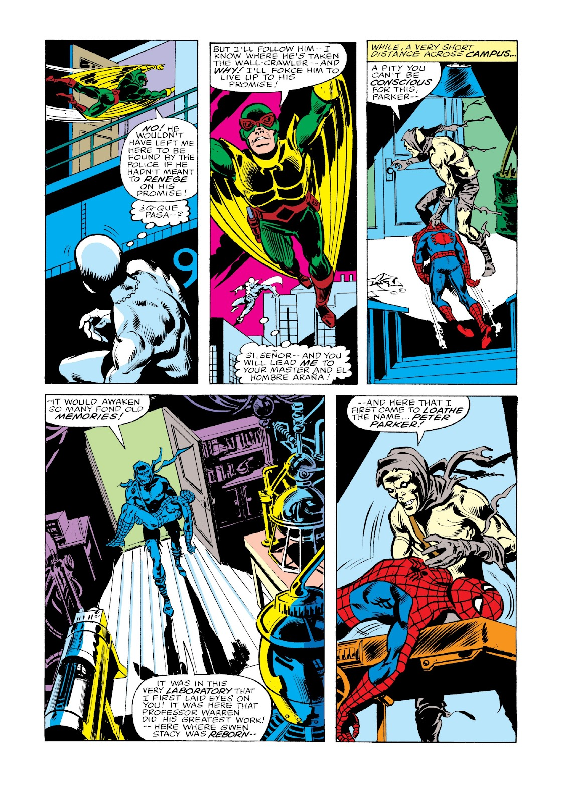 Read online Marvel Masterworks: The Spectacular Spider-Man comic -  Issue # TPB 2 (Part 3) - 76