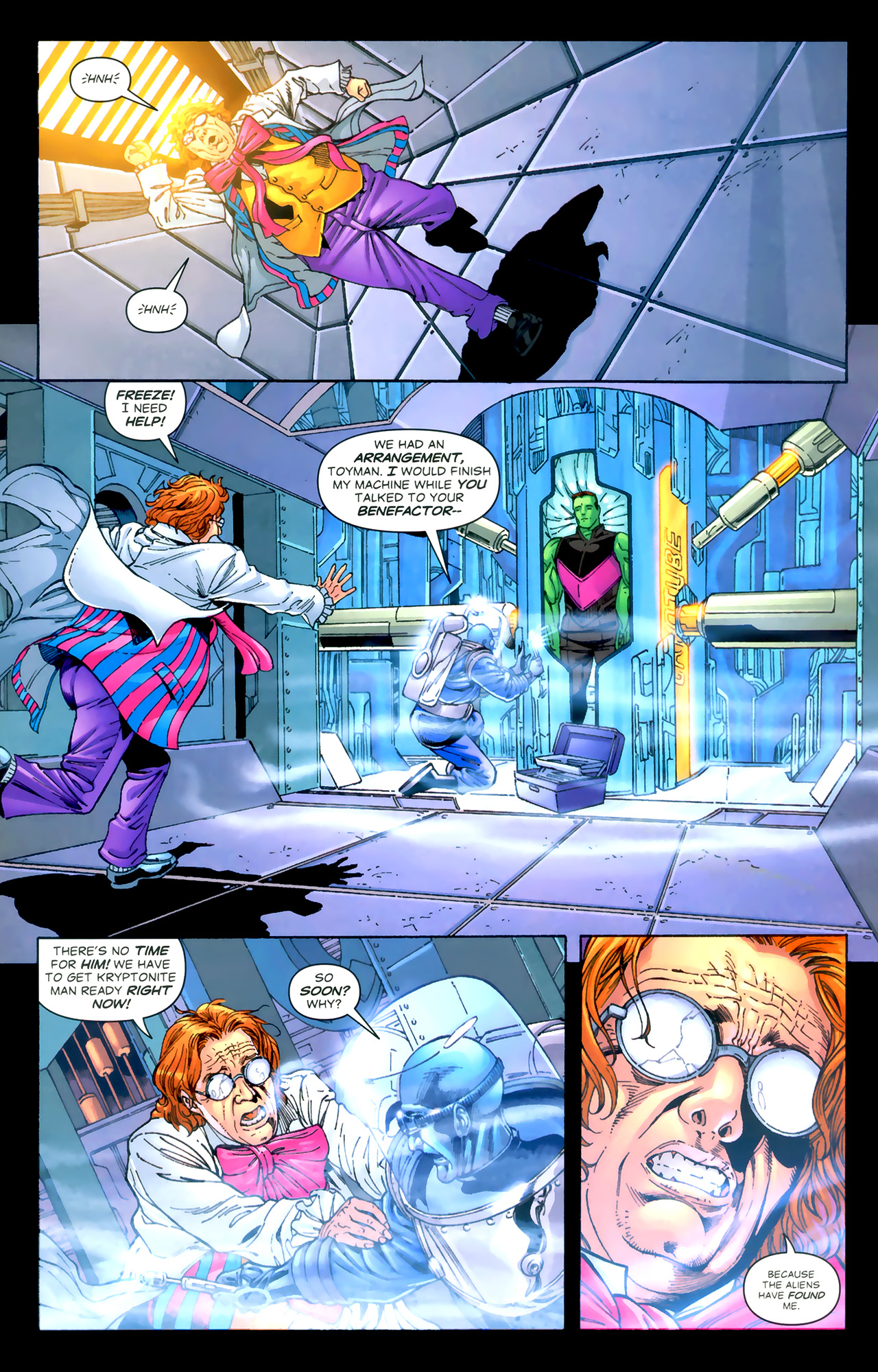 Read online World's Finest (2009) comic -  Issue #3 - 14