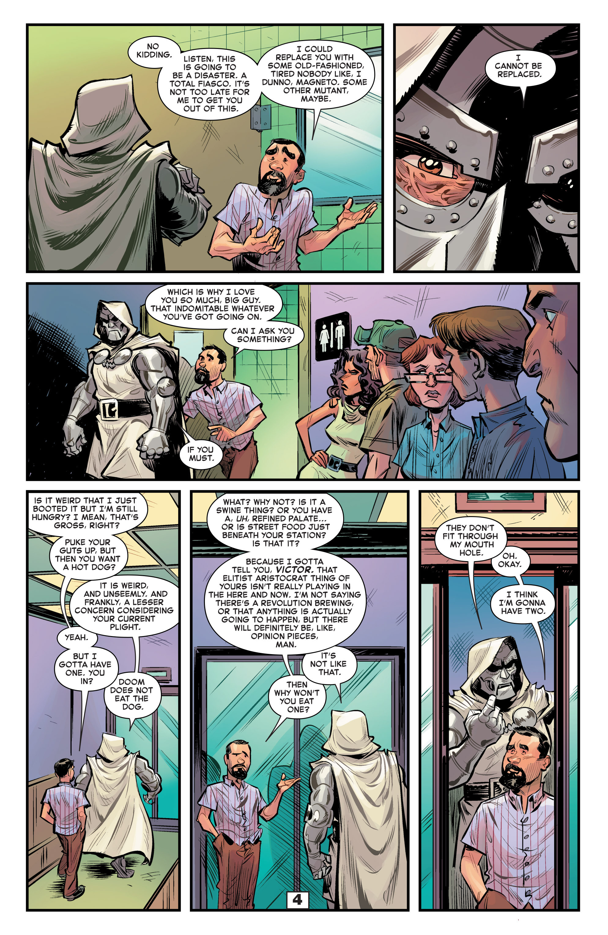 Read online Secret Wars Too comic -  Issue # Full - 6