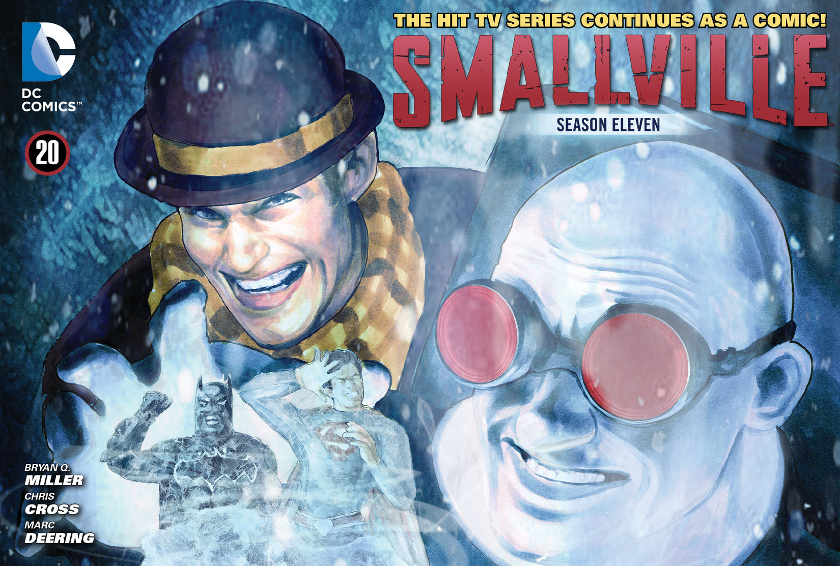 Read online Smallville: Season 11 comic -  Issue #20 - 1