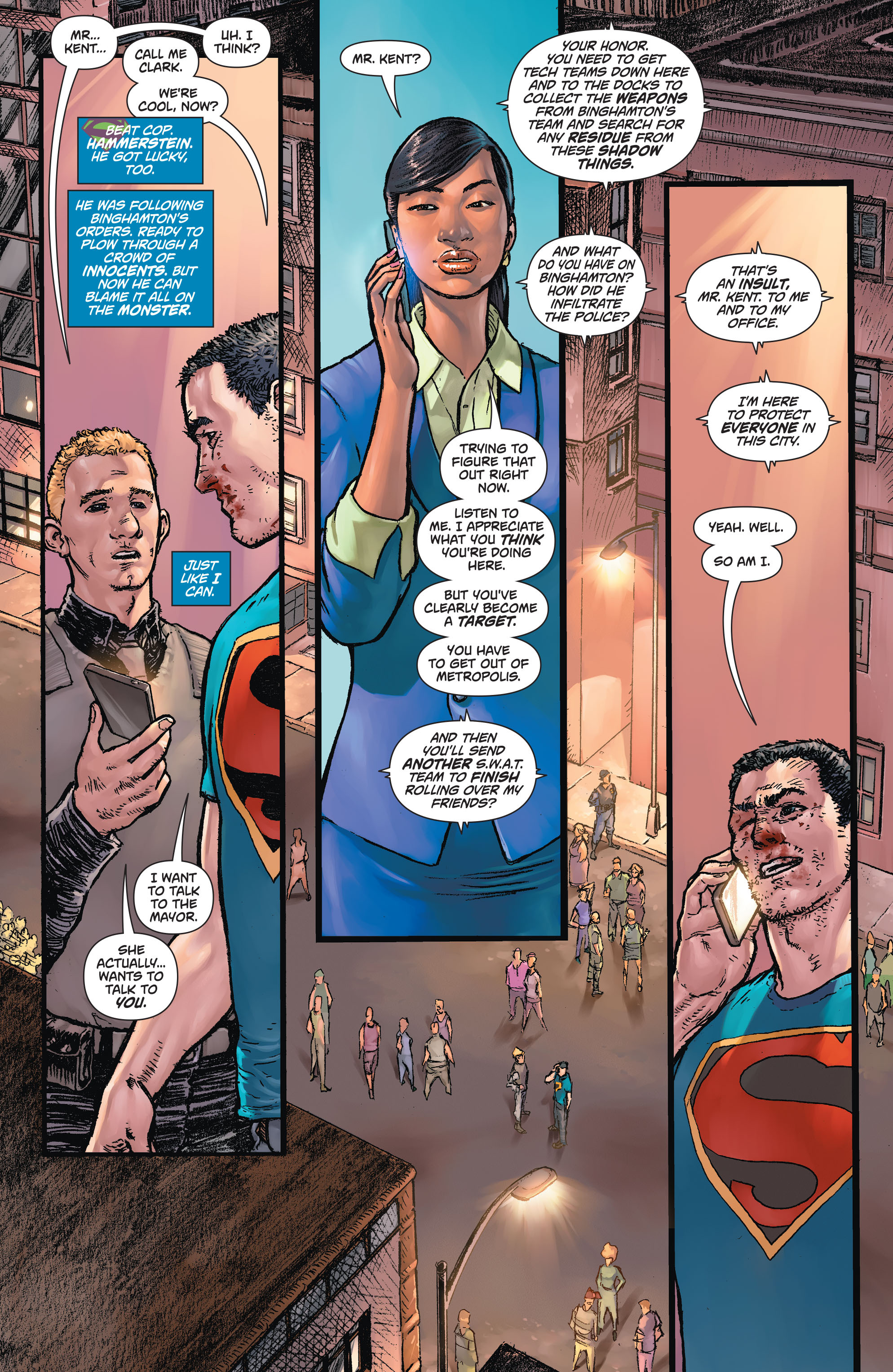 Read online Action Comics (2011) comic -  Issue #43 - 13