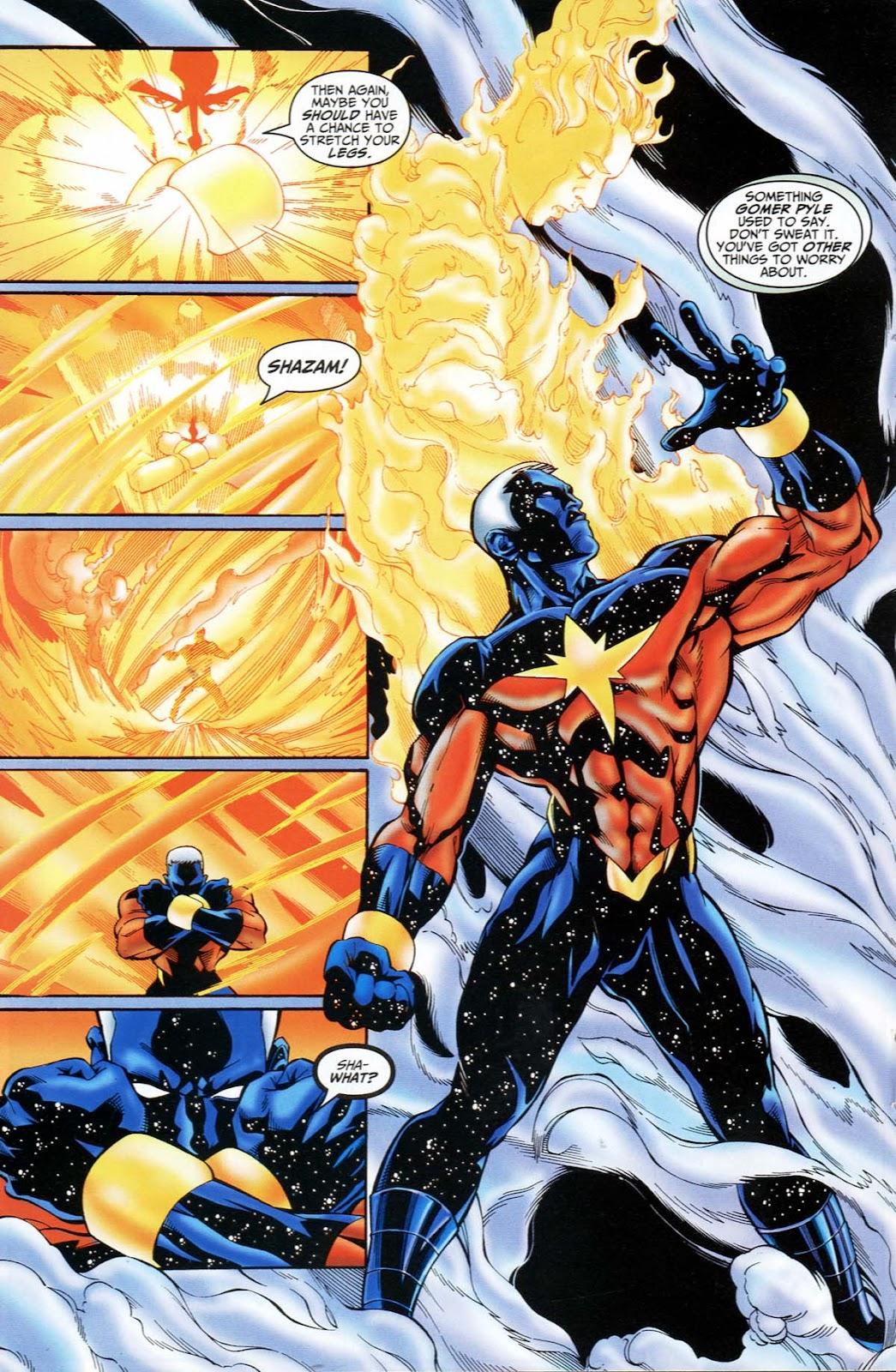 Captain Marvel (1999) Issue #0 #1 - English 10
