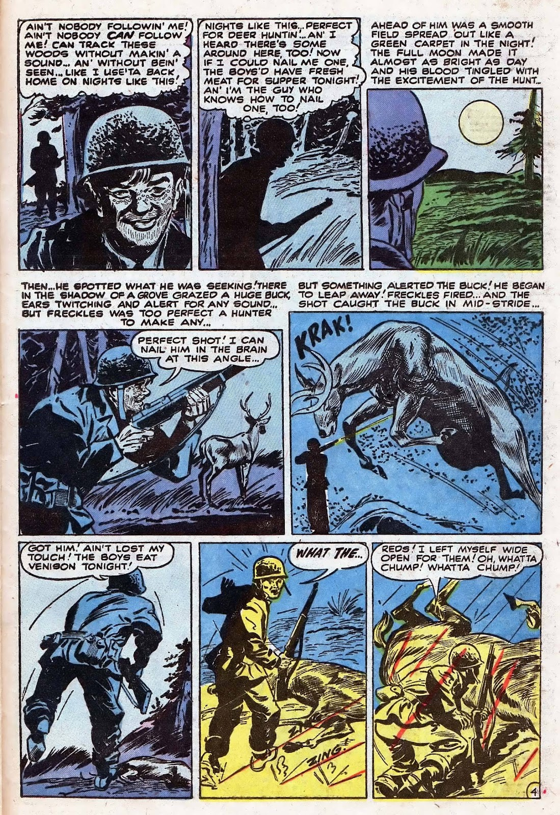 Combat (1952) issue 8 - Page 25