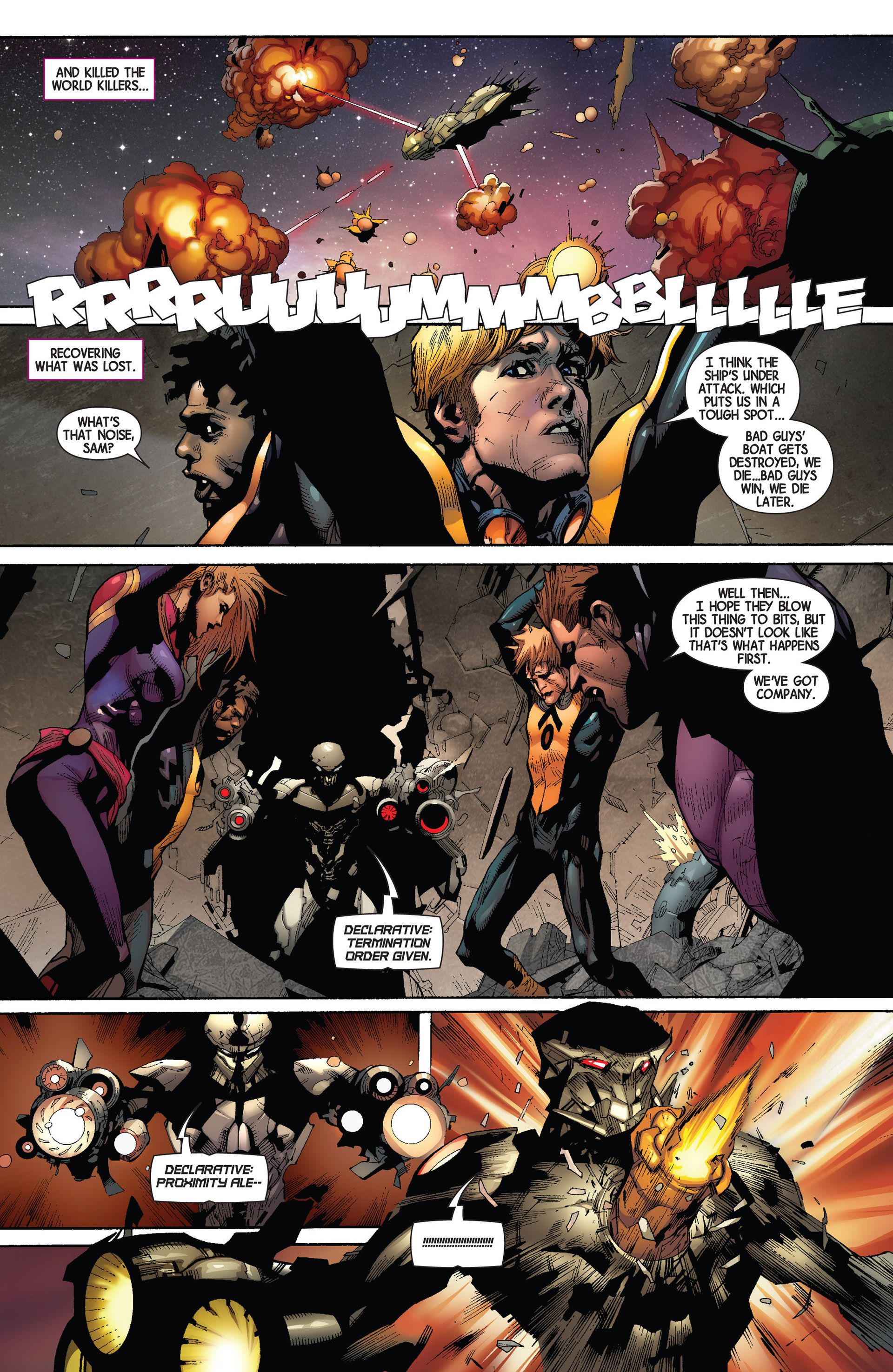 Read online Avengers (2013) comic -  Issue #20 - 7