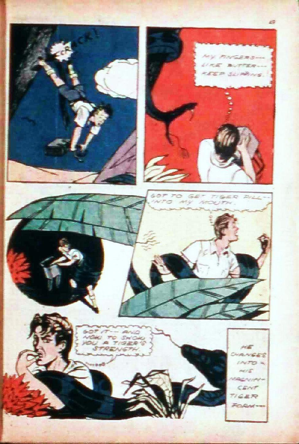Read online Super-Magician Comics comic -  Issue #17 - 48