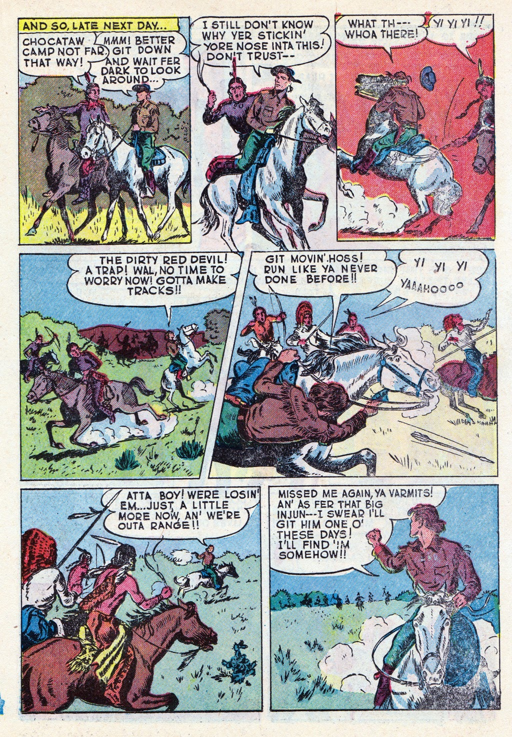 Cowboy Western Comics (1948) issue 18 - Page 15