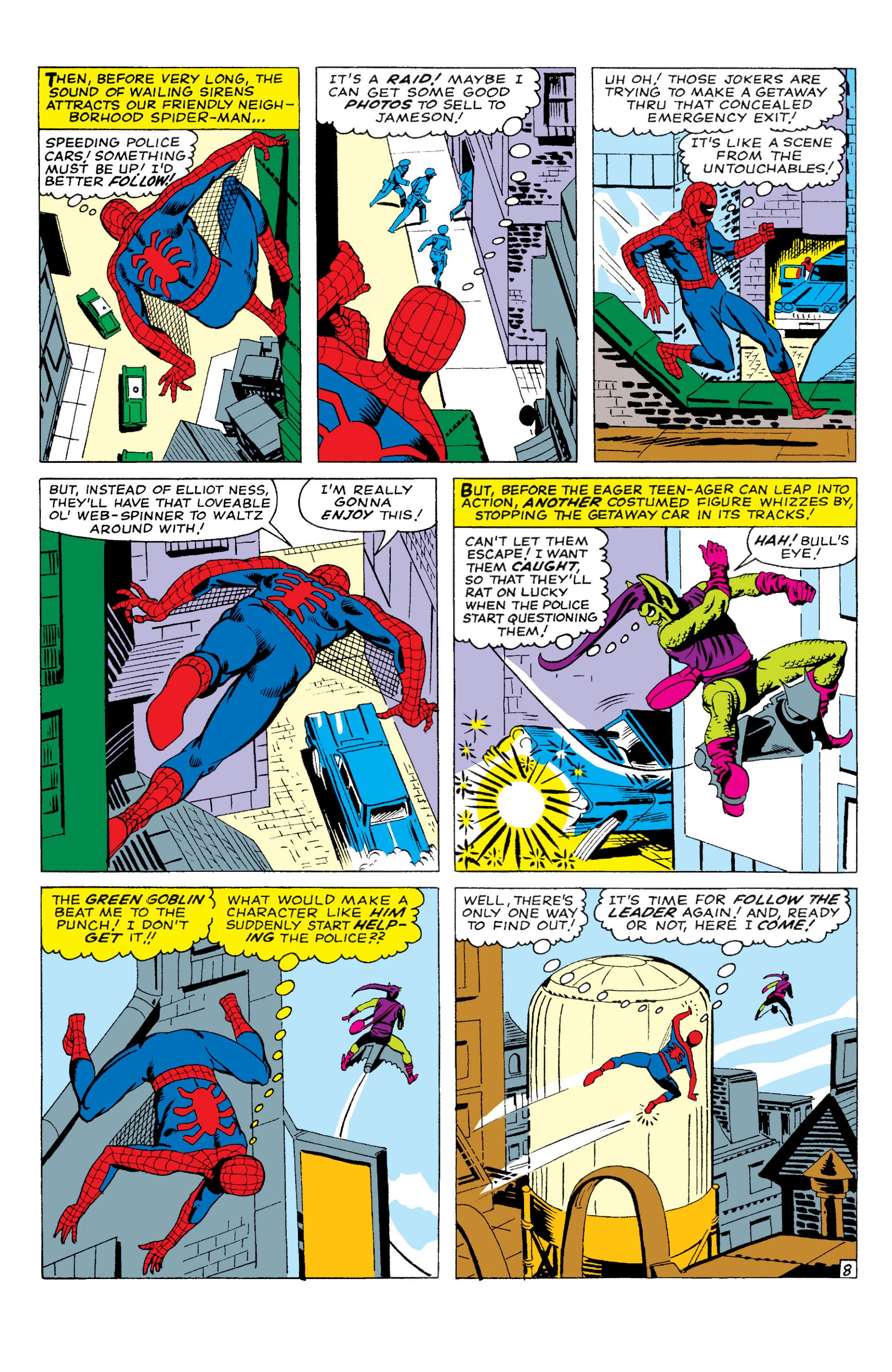The Amazing Spider-Man (1963) 23 Page 8