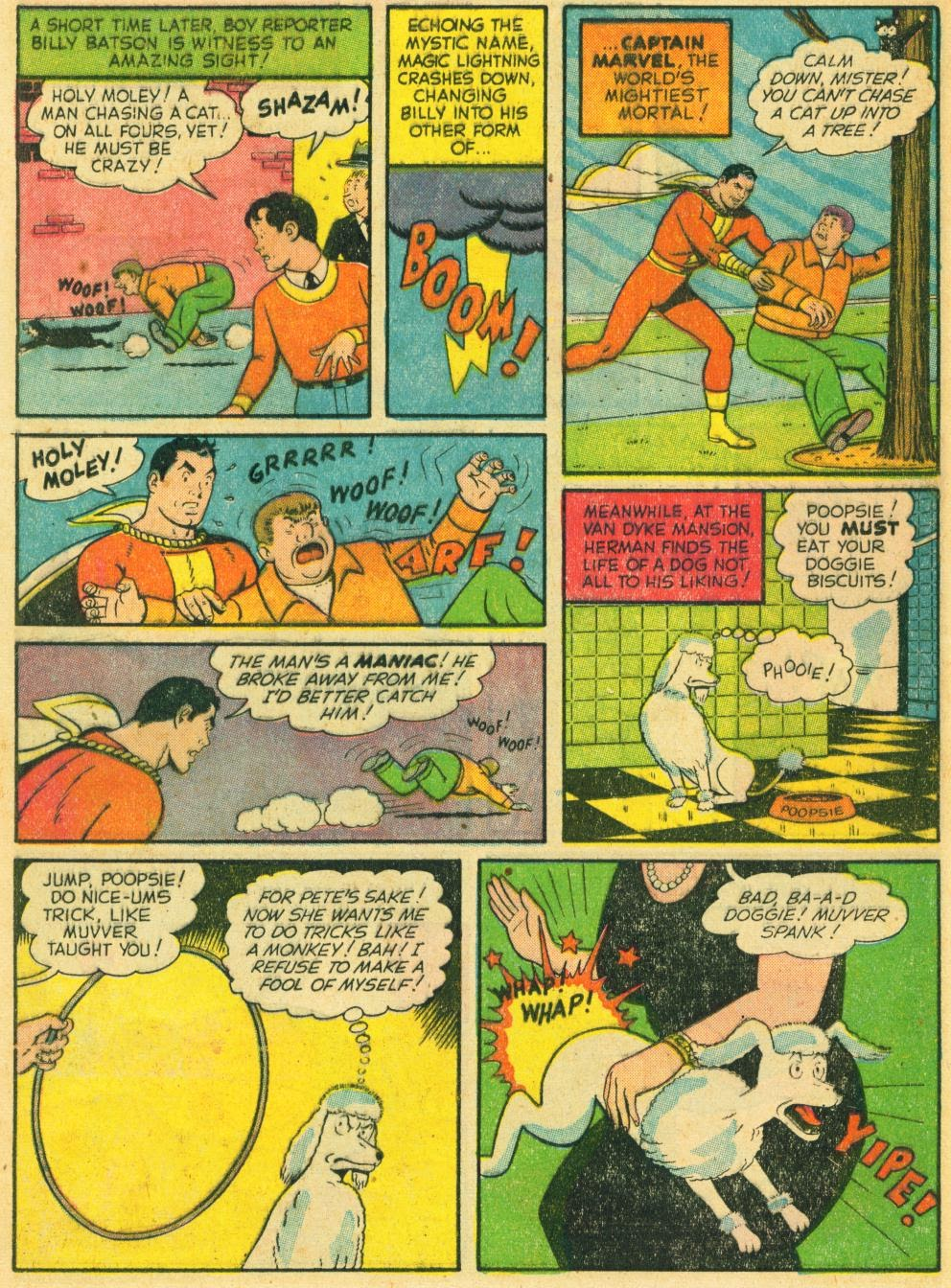 Captain Marvel Adventures issue 133 - Page 20