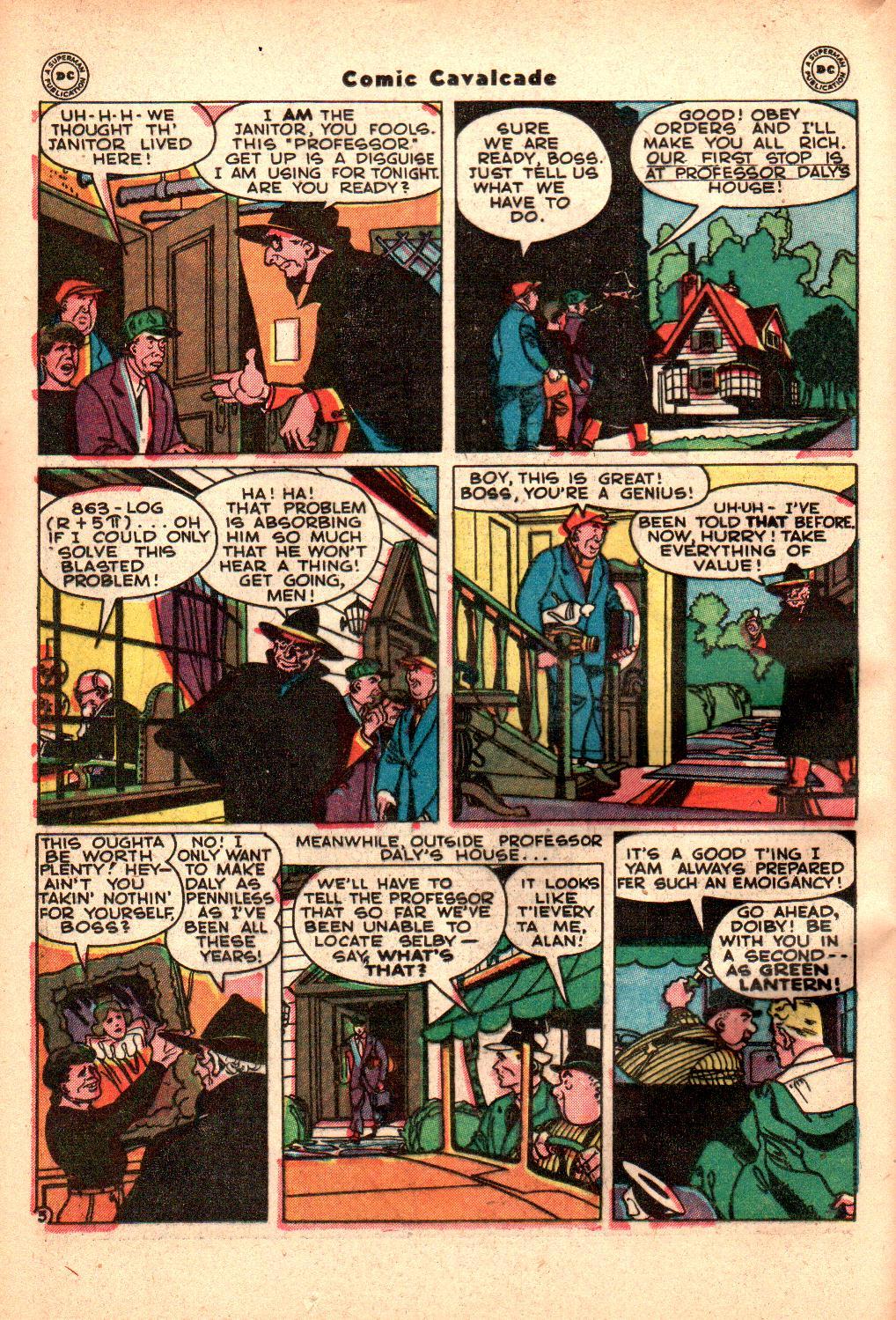 Comic Cavalcade issue 21 - Page 66