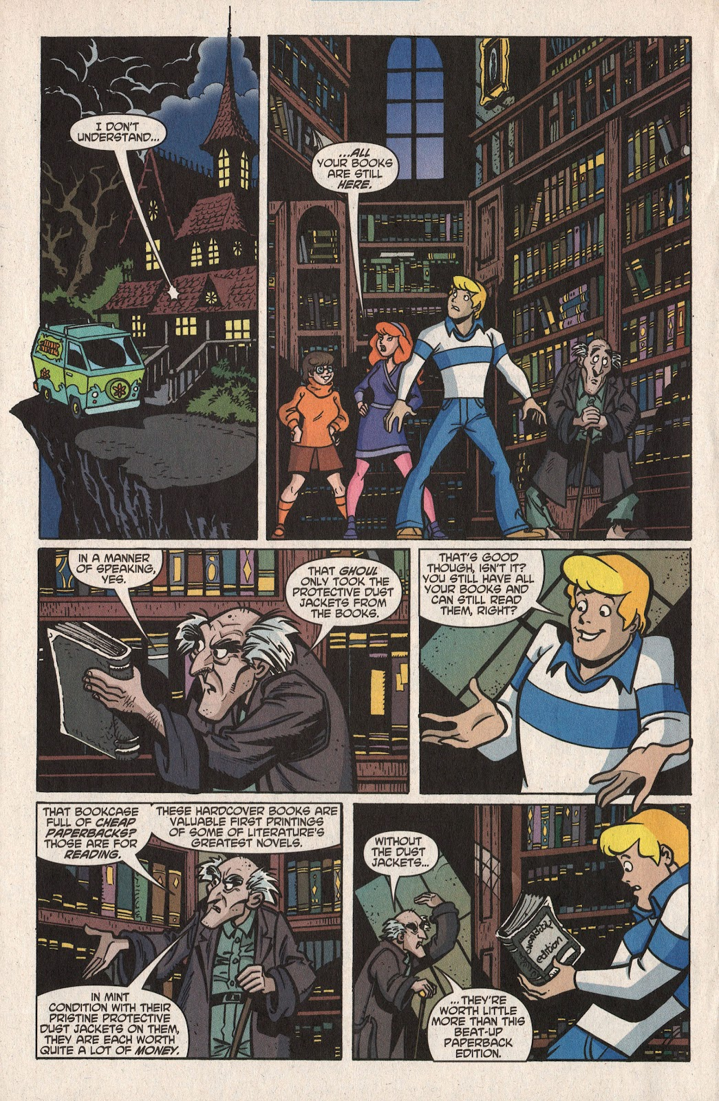 Read online Scooby-Doo (1997) comic -  Issue #101 - 6