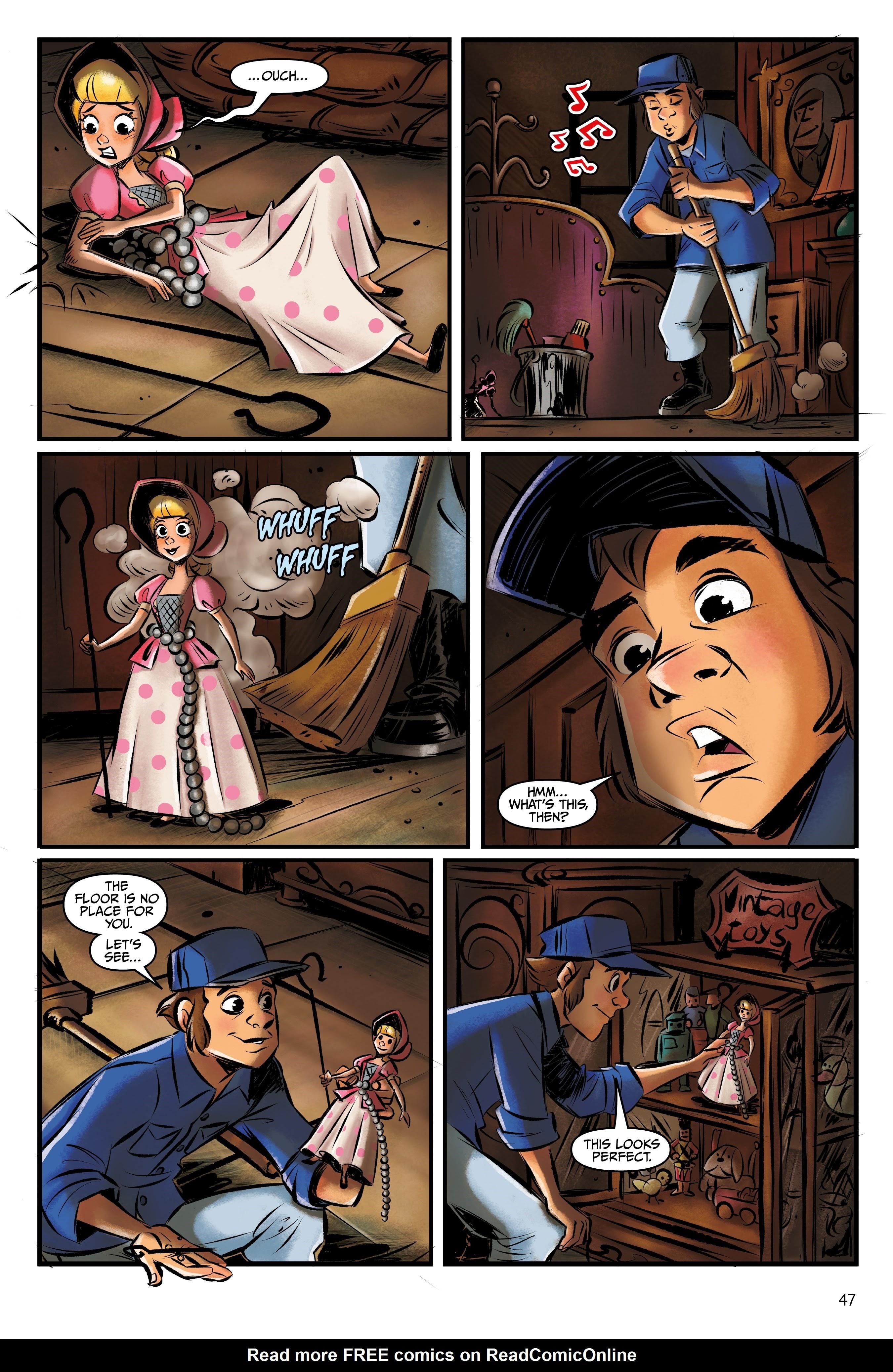 Disney•PIXAR Toy Story 4 Full Page 46