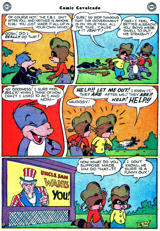 Comic Cavalcade issue 32 - Page 23
