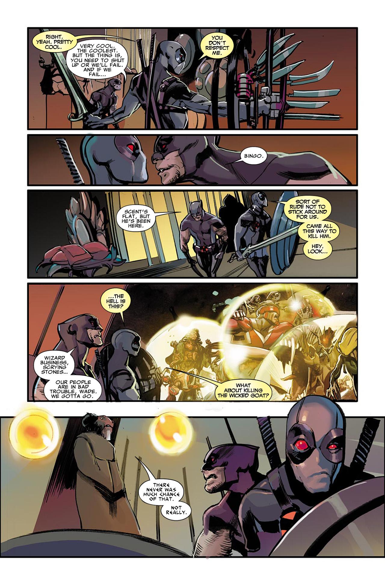 Uncanny X-Force (2010) #22 #24 - English 16