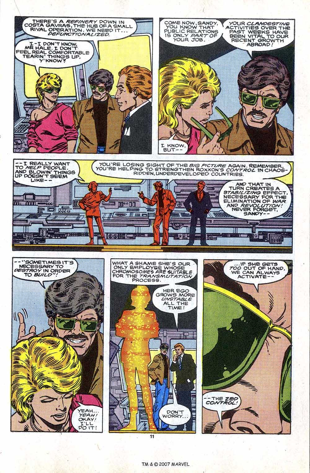 Iron Man Annual issue 9 - Page 15