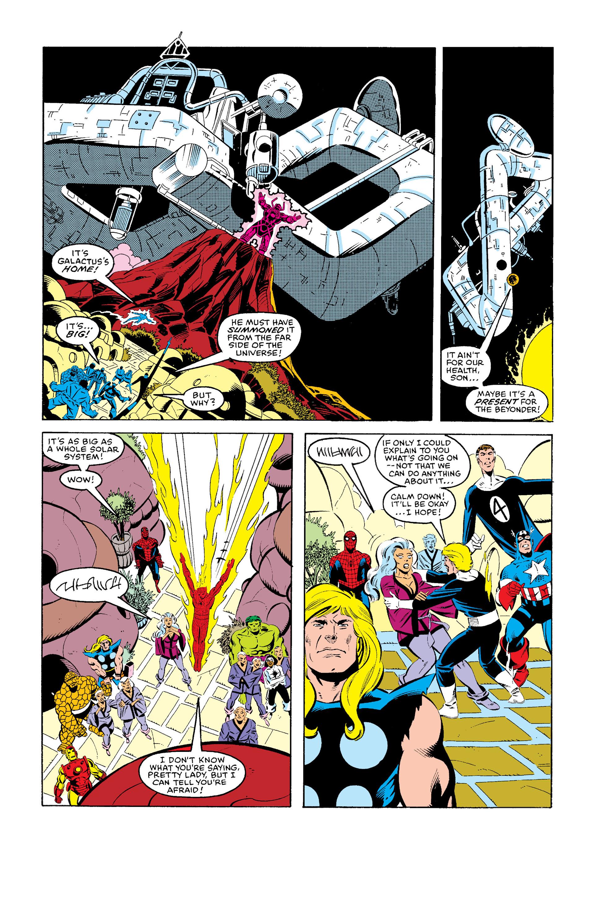 Read online Secret Wars (1985) comic -  Issue #5 - 3
