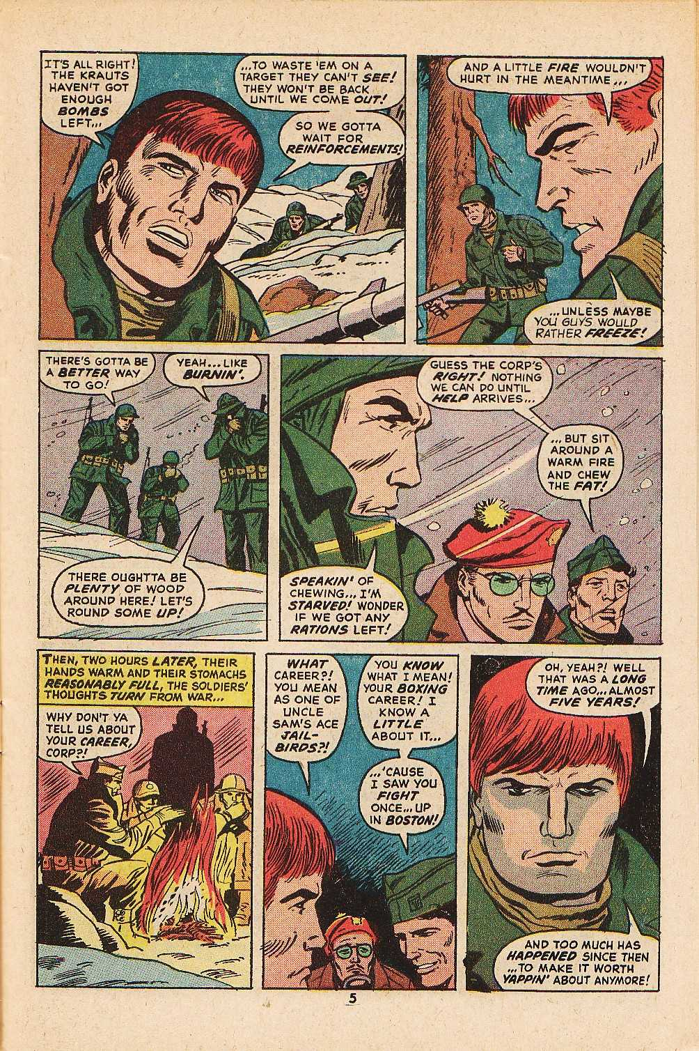 Combat Kelly (1972) issue 3 - Page 7