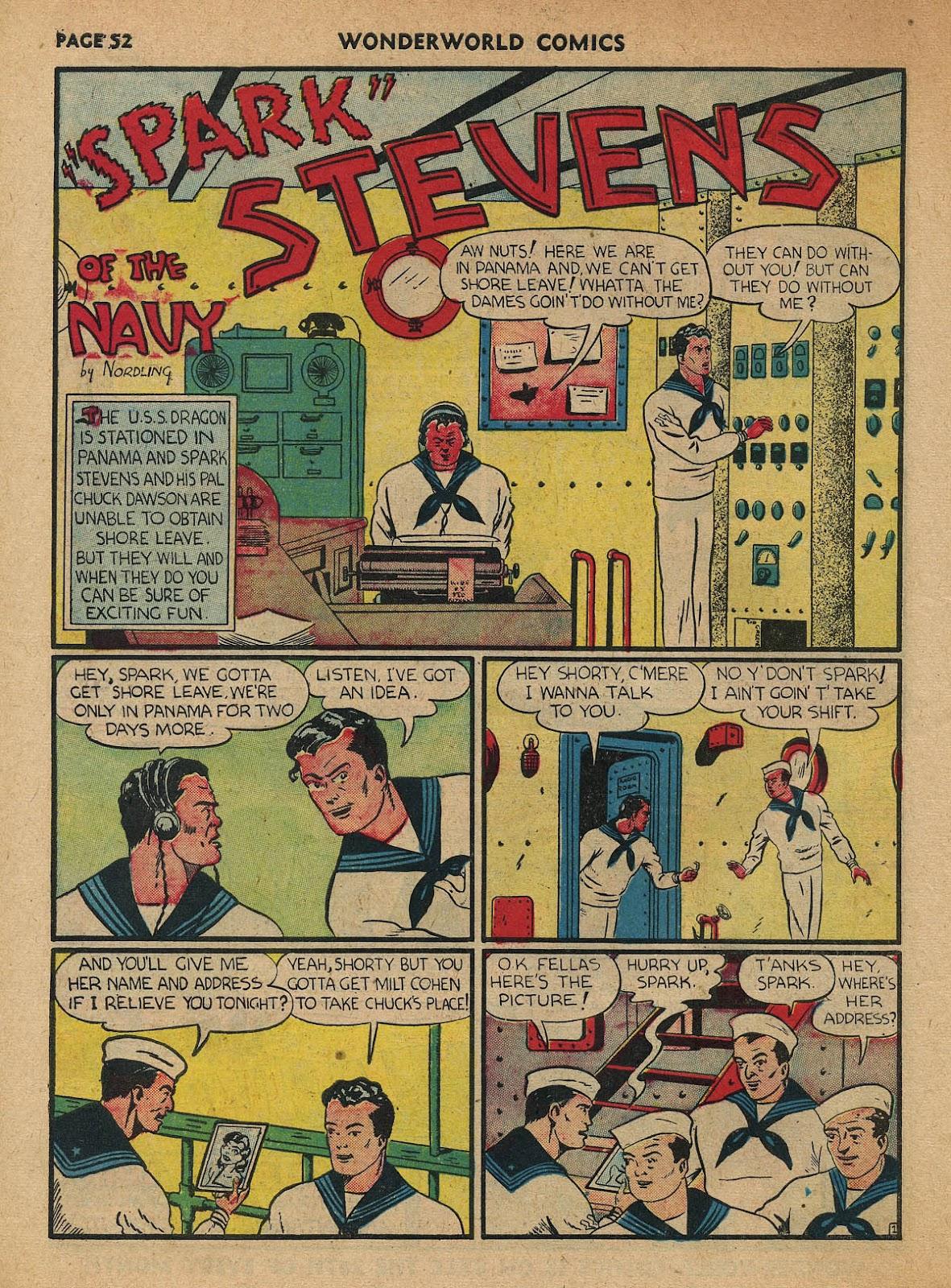 Wonderworld Comics issue 23 - Page 53