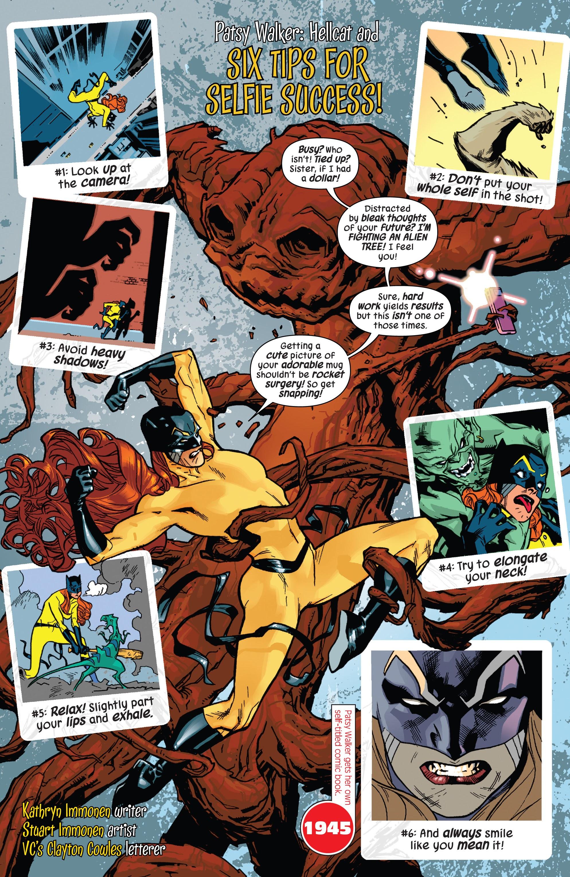 Read online Marvel Comics (2019) comic -  Issue #1000 - 9