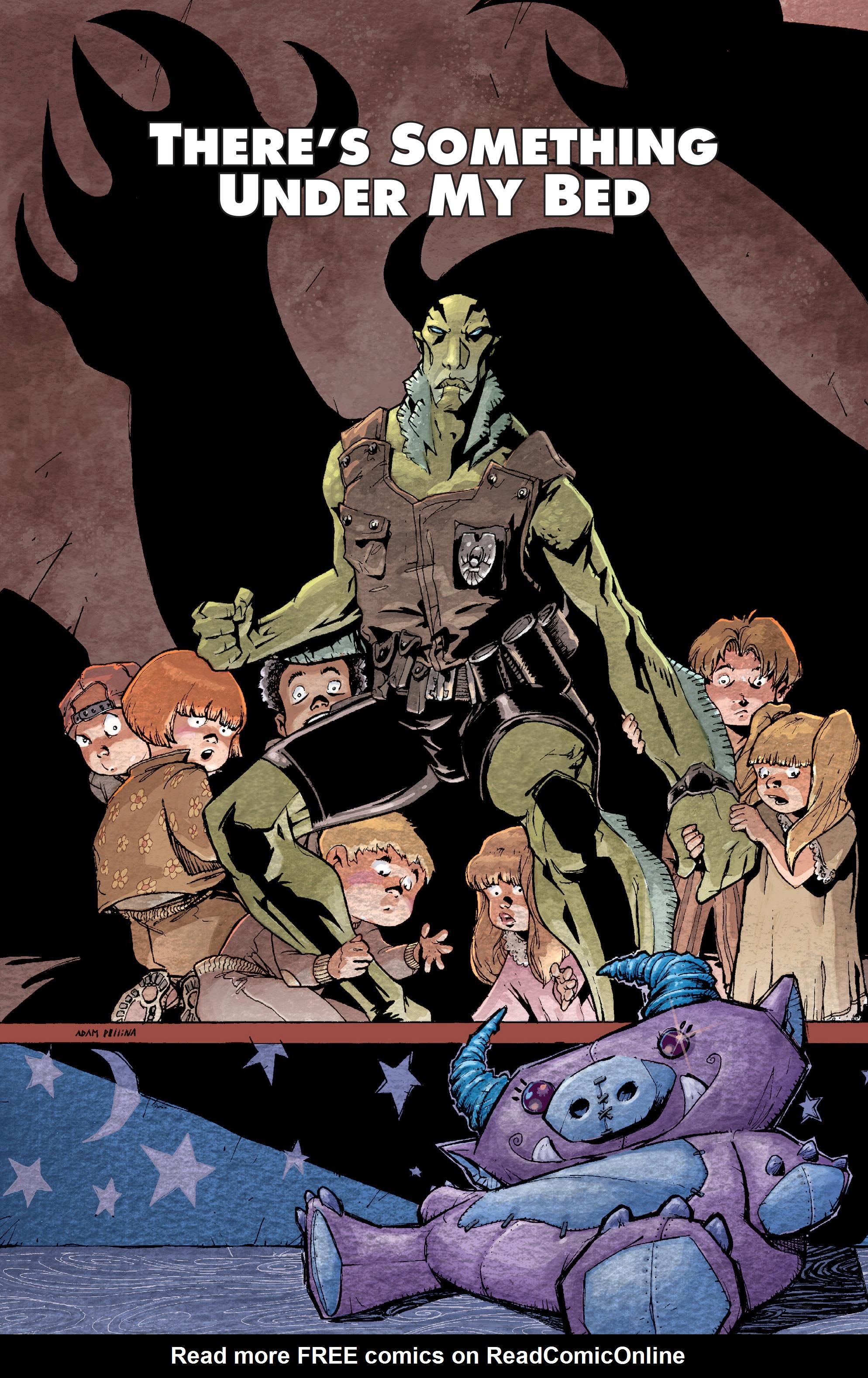 Read online B.P.R.D. (2003) comic -  Issue # TPB 2 - 81