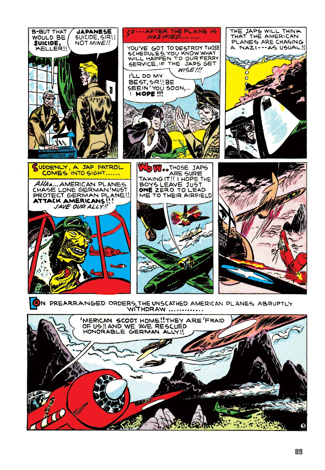 Read online The Joe Kubert Archives comic -  Issue # TPB (Part 1) - 100