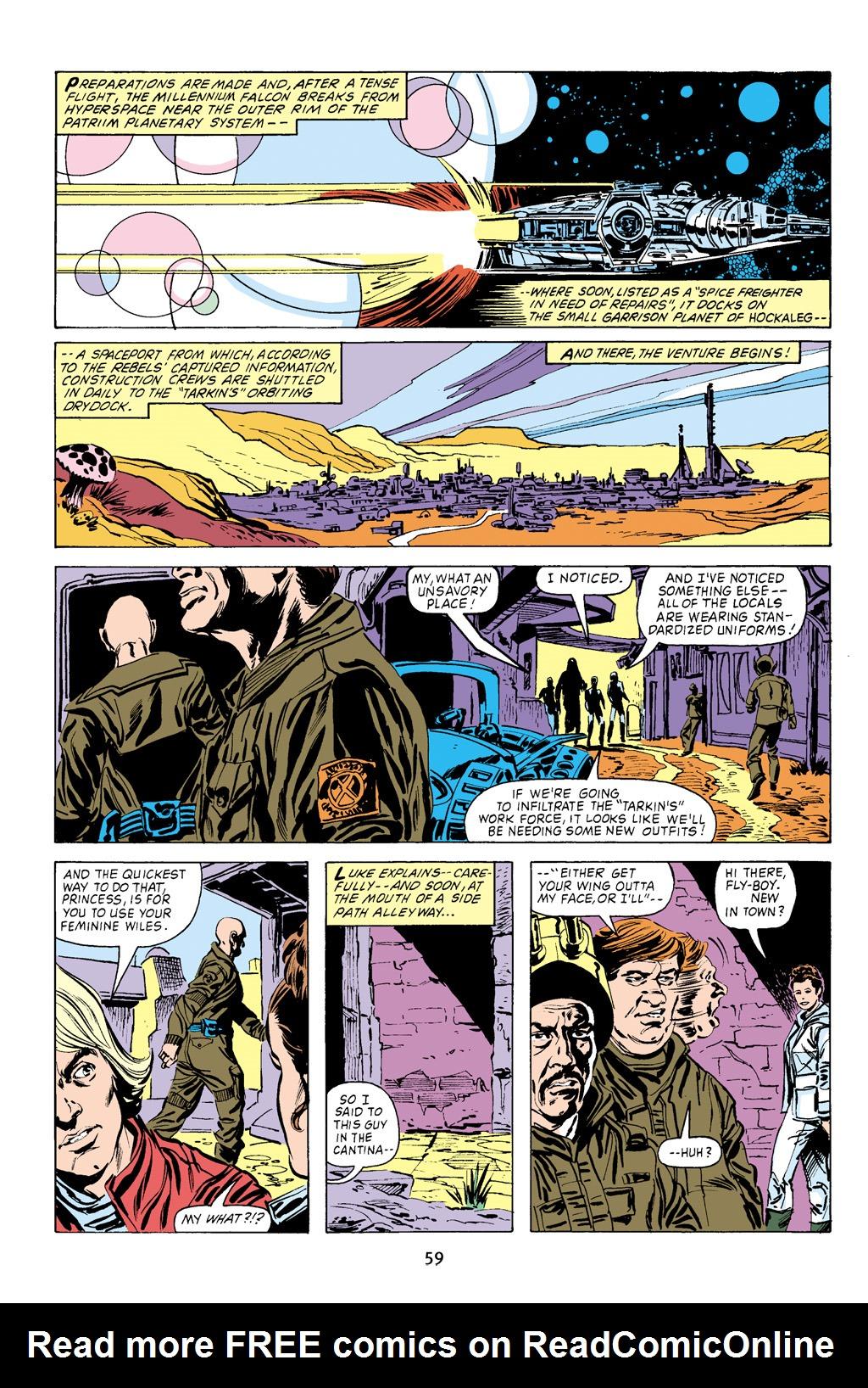 Read online Star Wars Omnibus comic -  Issue # Vol. 16 - 60
