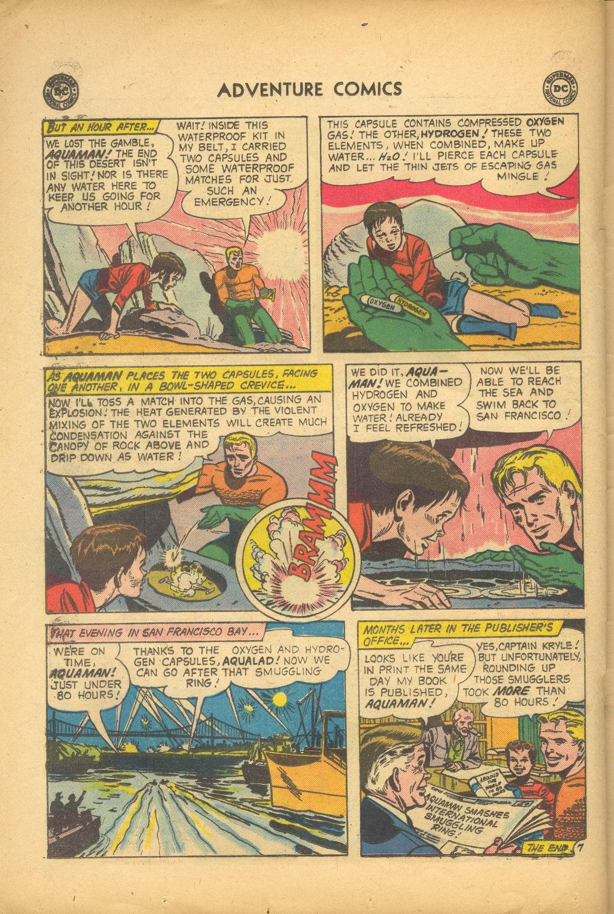 Read online Adventure Comics (1938) comic -  Issue #273 - 24