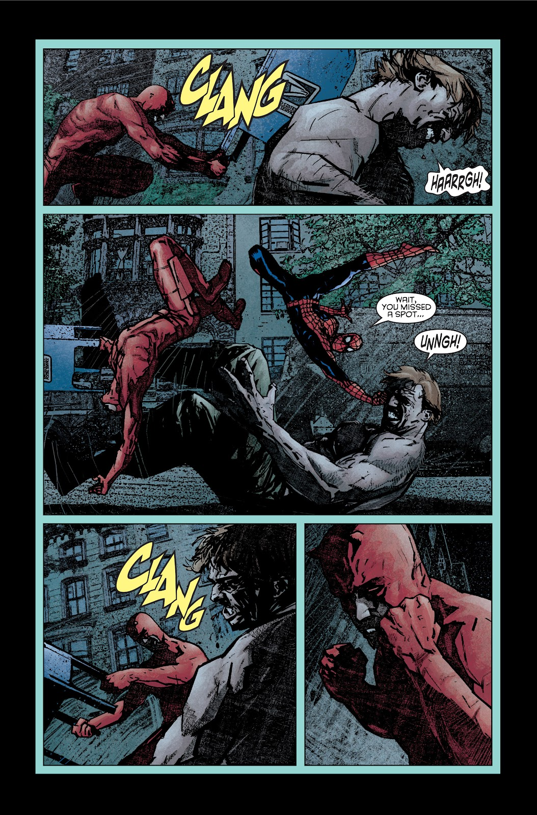Read online Daredevil (1998) comic -  Issue # _Ultimate_Collection TPB 1 (Part 3) - 93