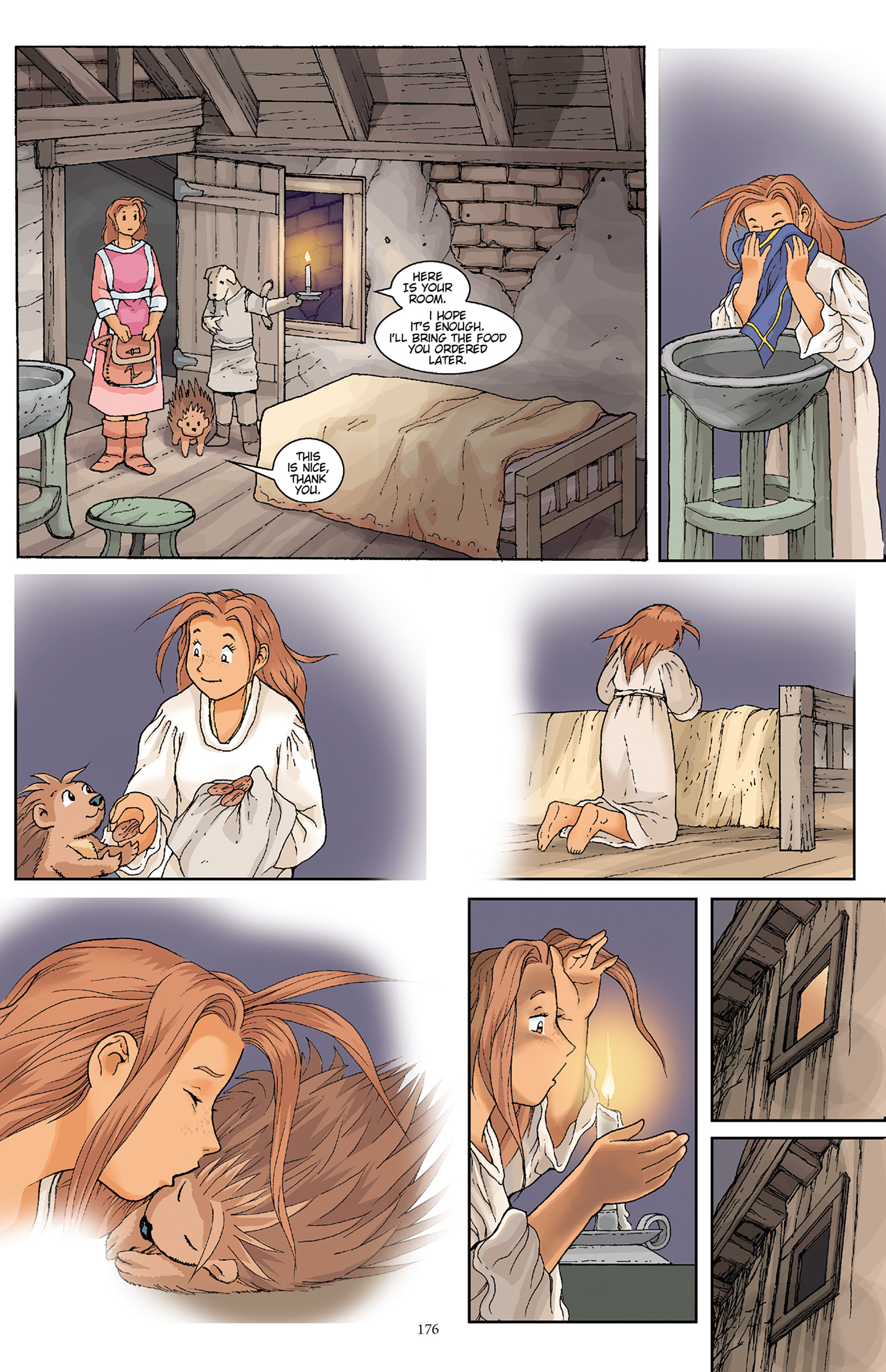 Read online Courageous Princess comic -  Issue # TPB 1 - 174