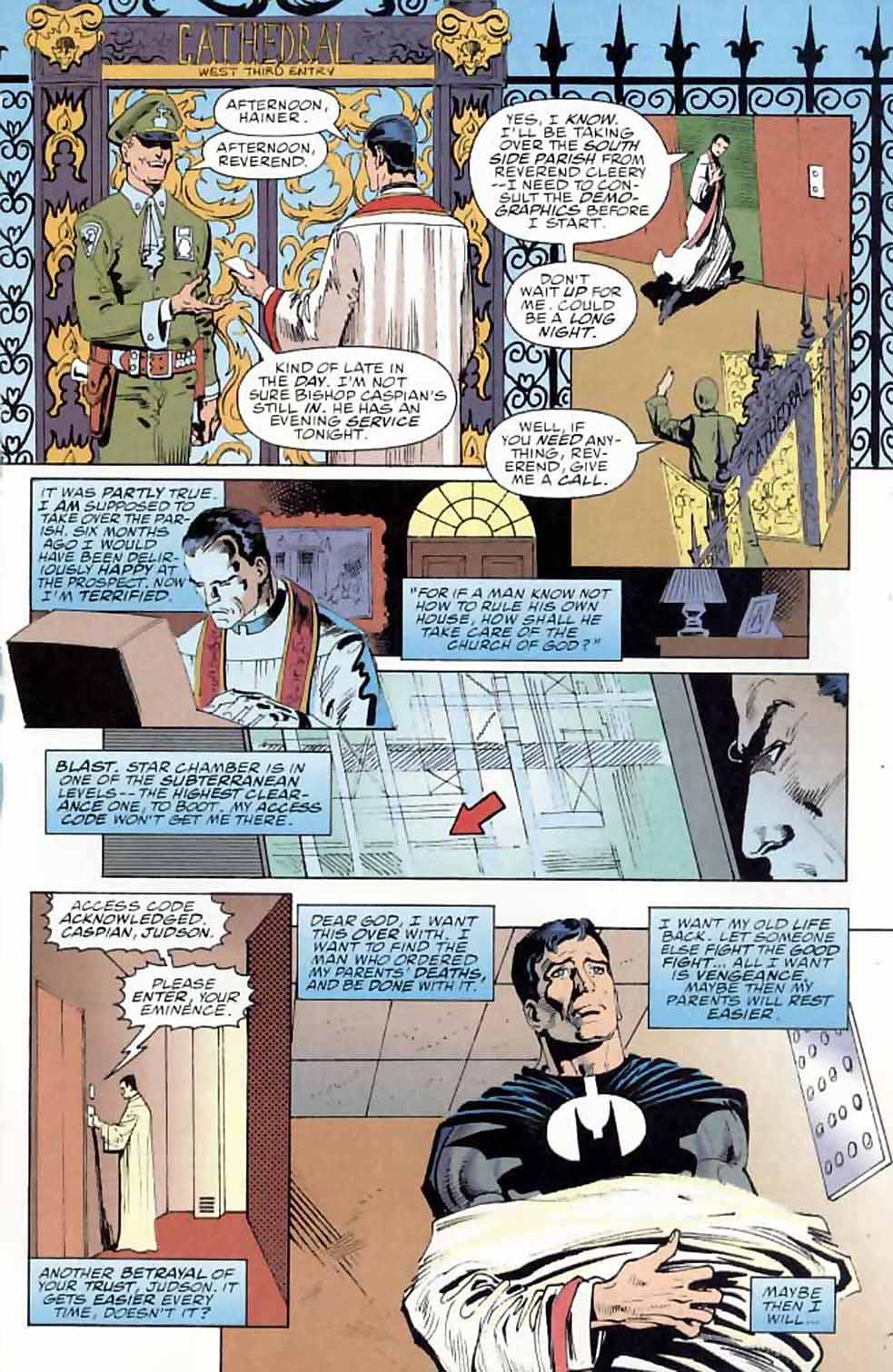 Read online Batman: Holy Terror comic -  Issue # Full - 22