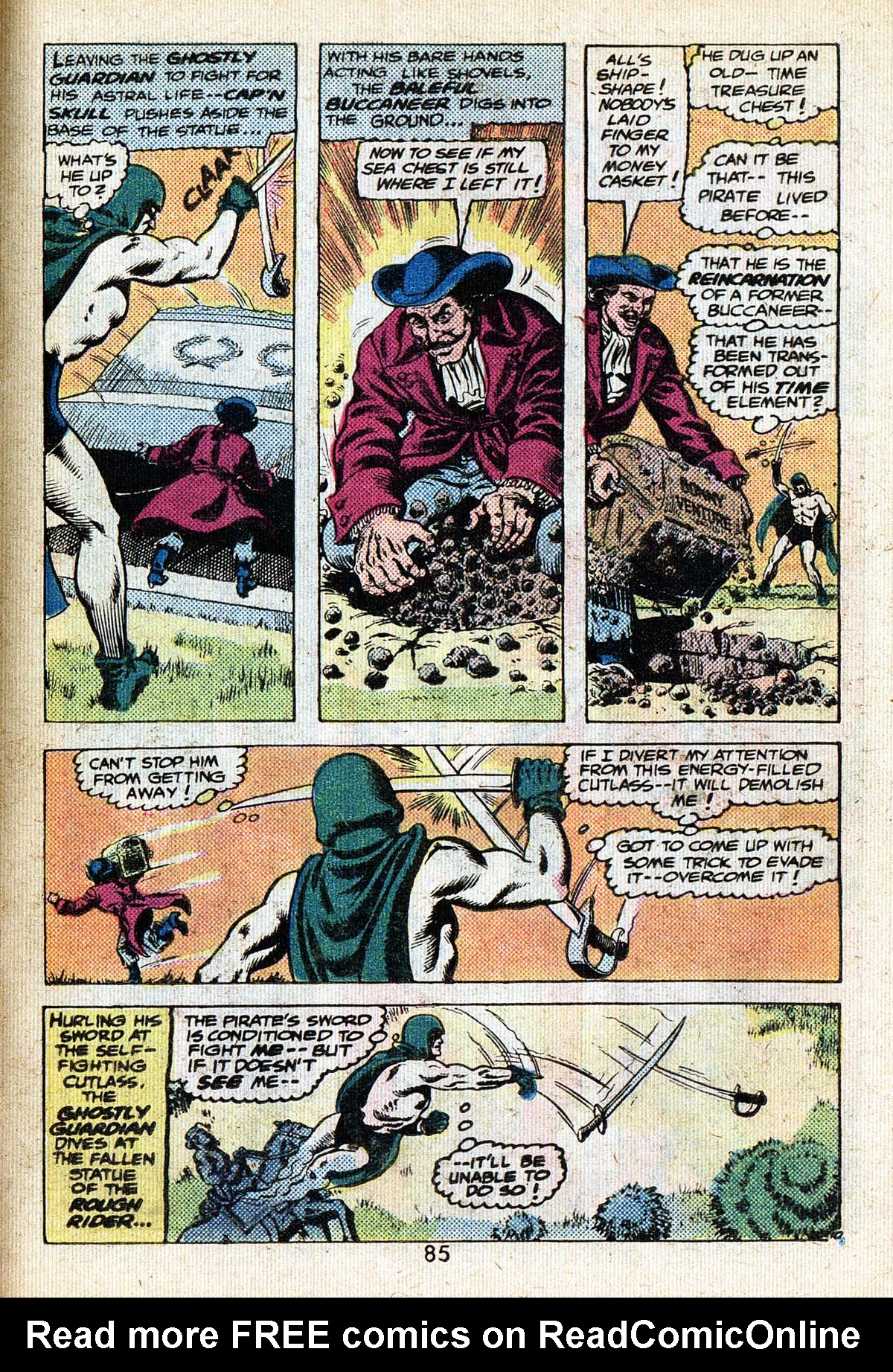 Read online Adventure Comics (1938) comic -  Issue #494 - 85