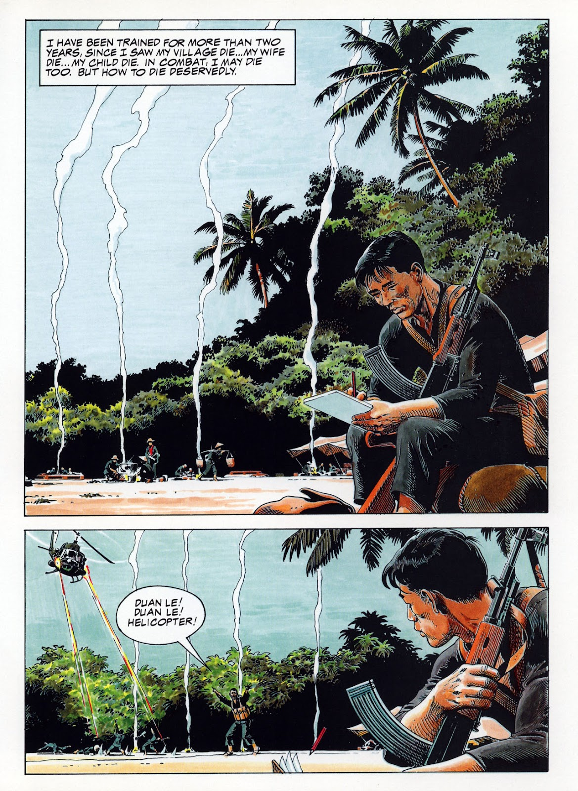 Epic Graphic Novel: Hearts and Minds issue Full - Page 33