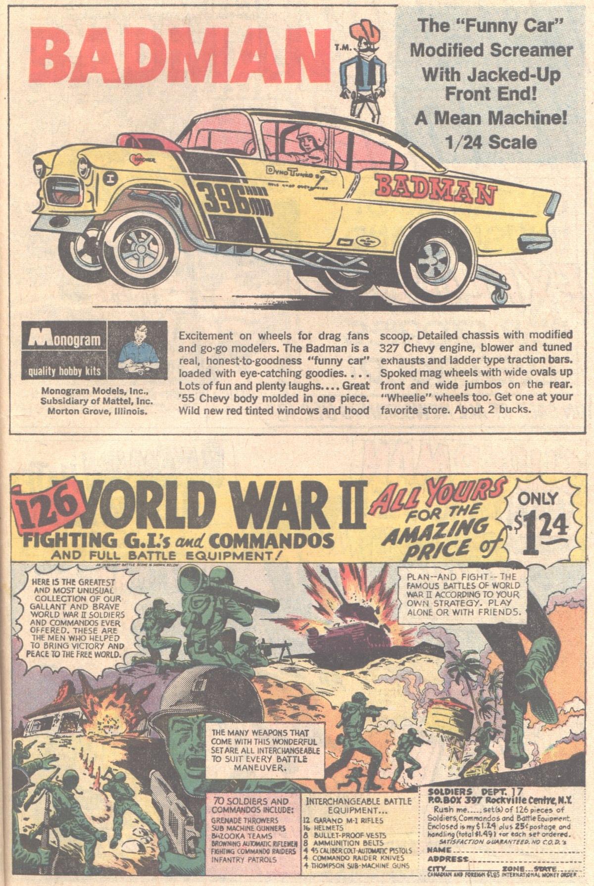 Read online Adventure Comics (1938) comic -  Issue #389 - 32