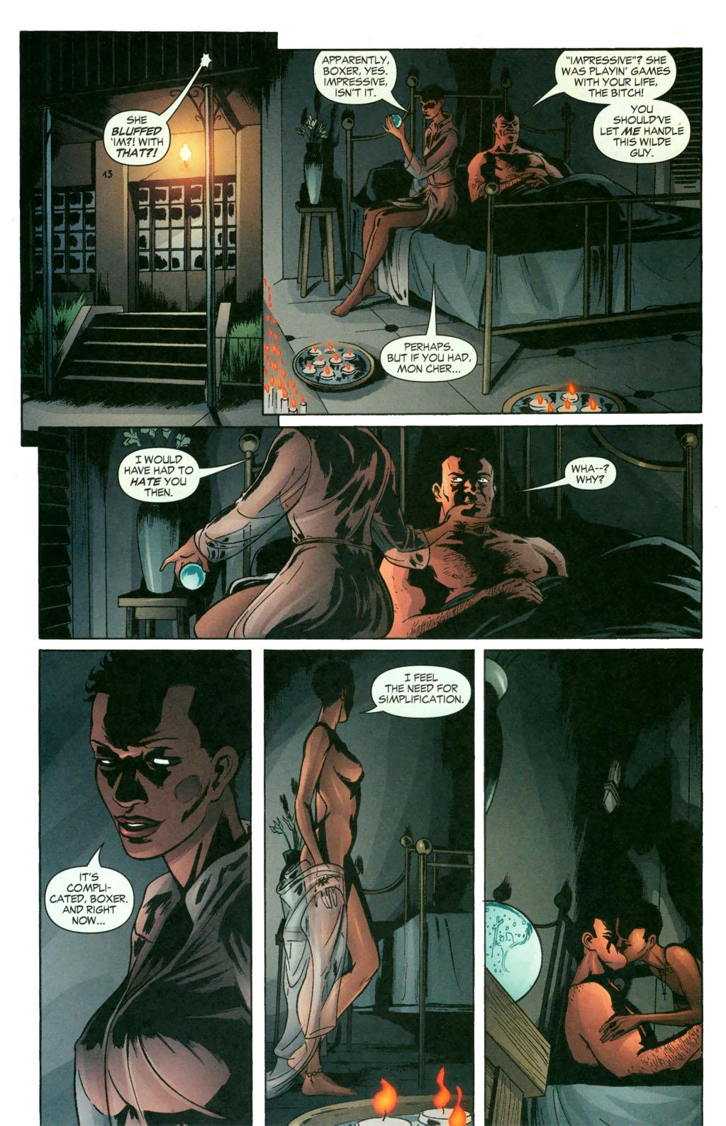 Read online Fallen Angel (2003) comic -  Issue #11 - 21