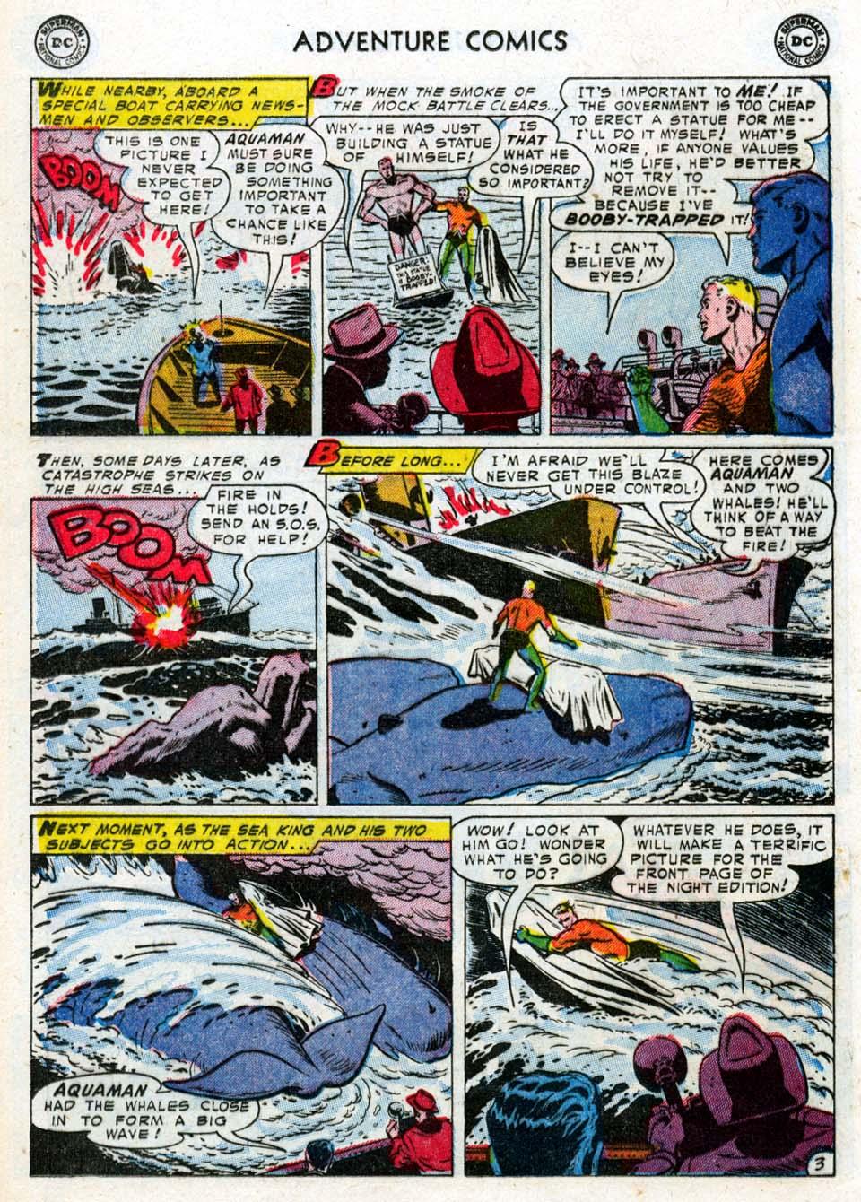 Read online Adventure Comics (1938) comic -  Issue #211 - 20