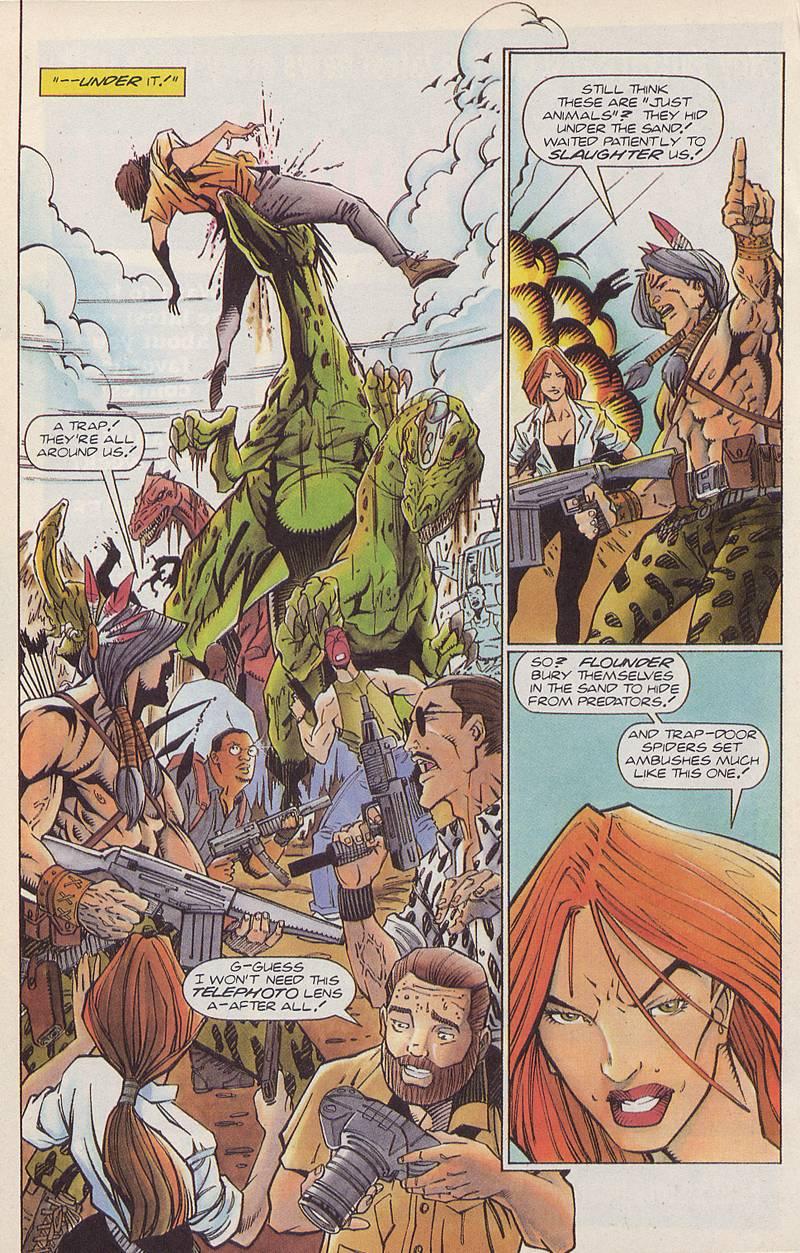 Read online Turok, Dinosaur Hunter (1993) comic -  Issue #3 - 11