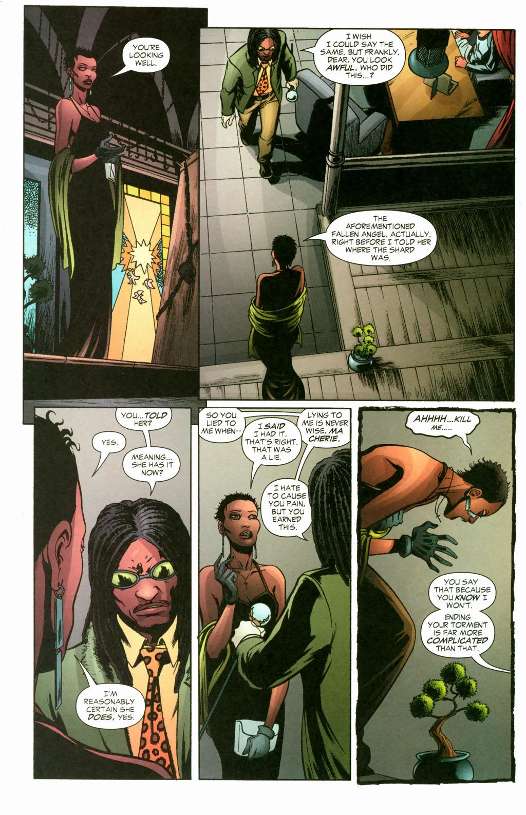 Read online Fallen Angel (2003) comic -  Issue #10 - 22