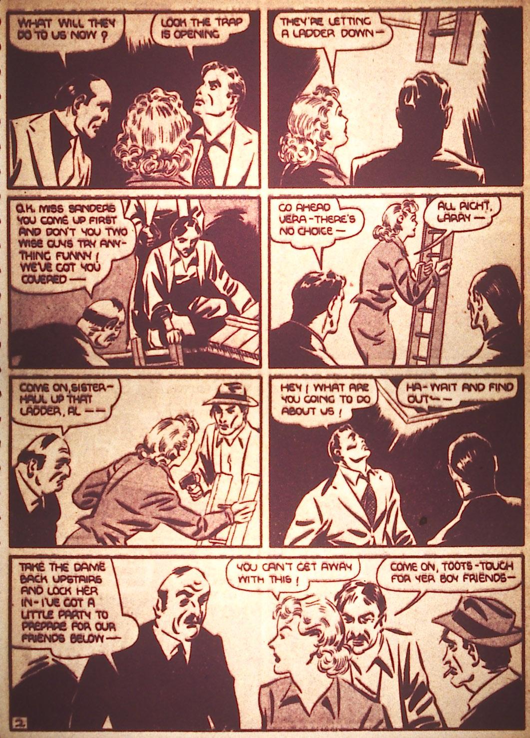 Read online Detective Comics (1937) comic -  Issue #18 - 17