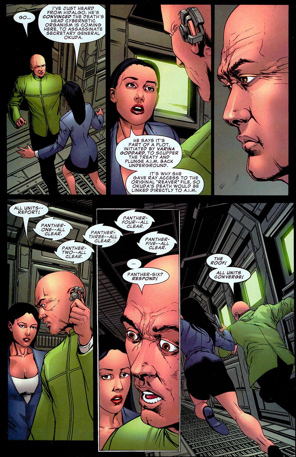 Read online Amazing Fantasy (2004) comic -  Issue #20 - 8