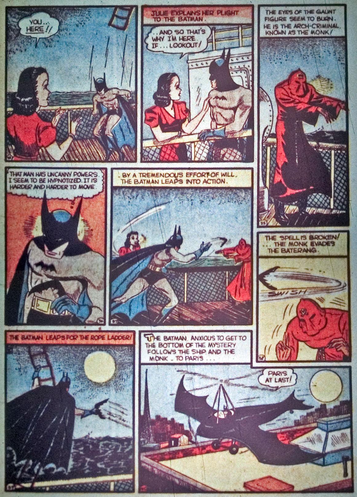 Read online Detective Comics (1937) comic -  Issue #31 - 7