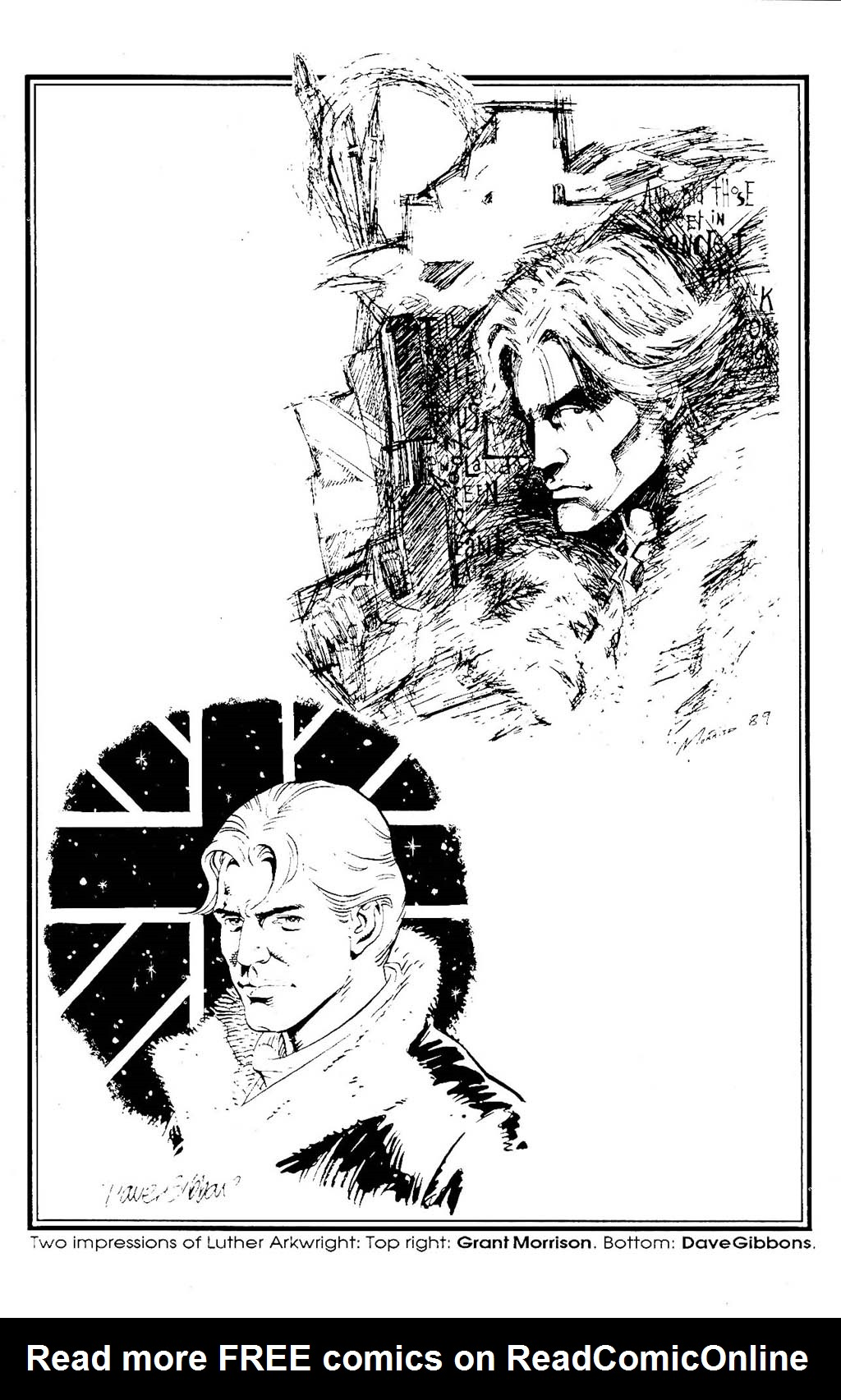 Read online The Adventures of Luther Arkwright comic -  Issue #7 - 29