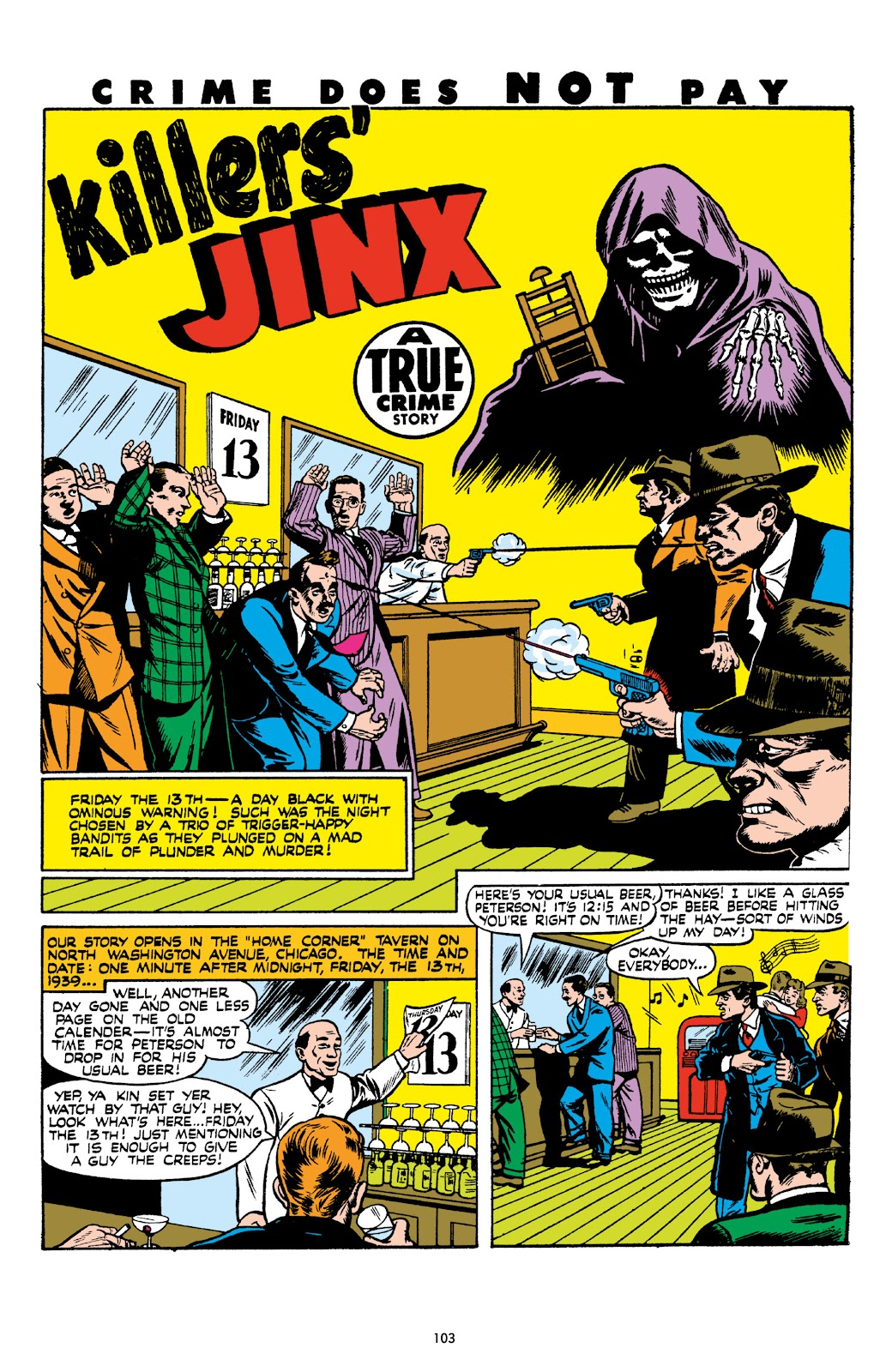 Read online Crime Does Not Pay Archives comic -  Issue # TPB 8 (Part 2) - 4