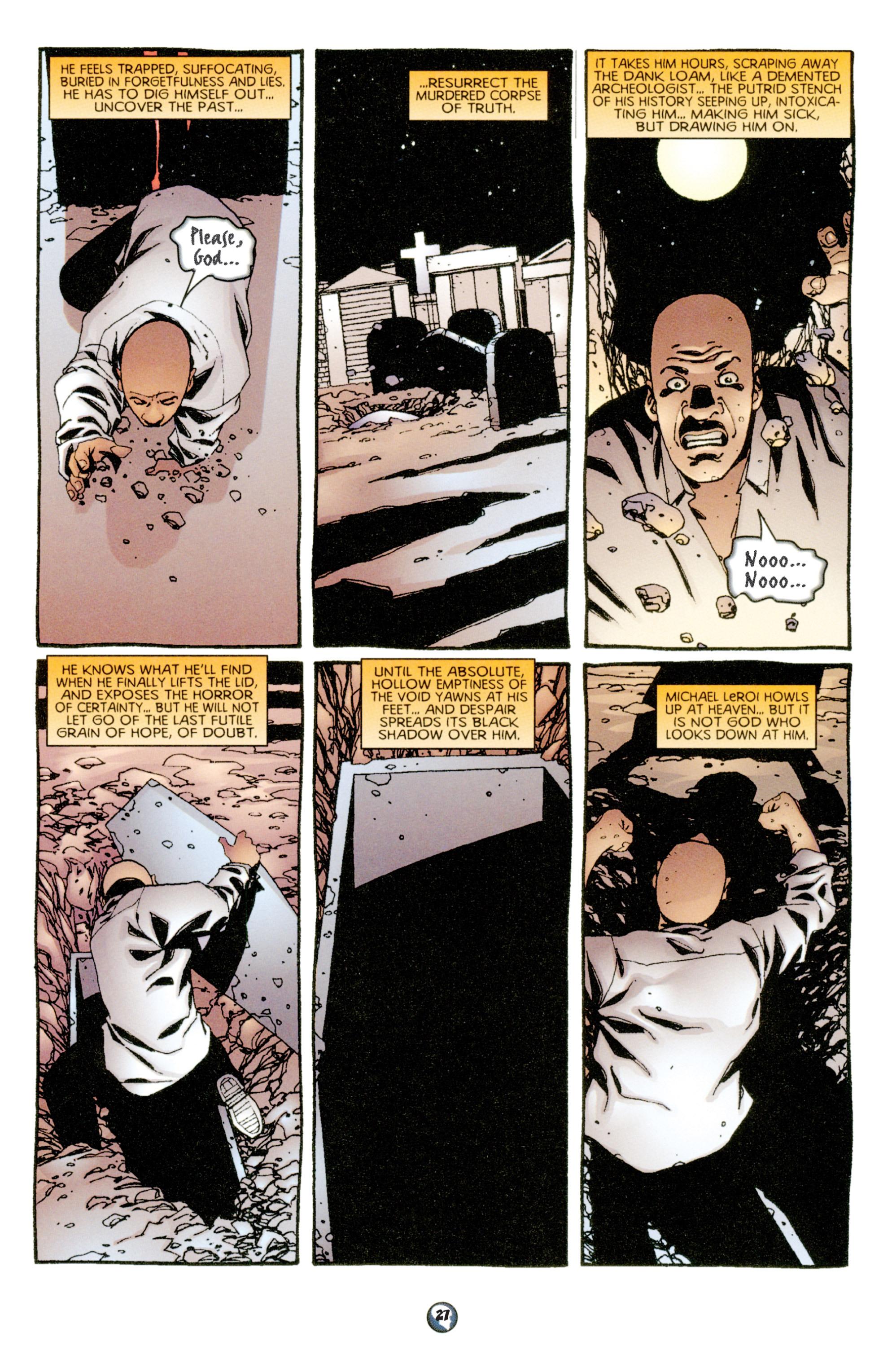 Read online Shadowman (1997) comic -  Issue #6 - 21